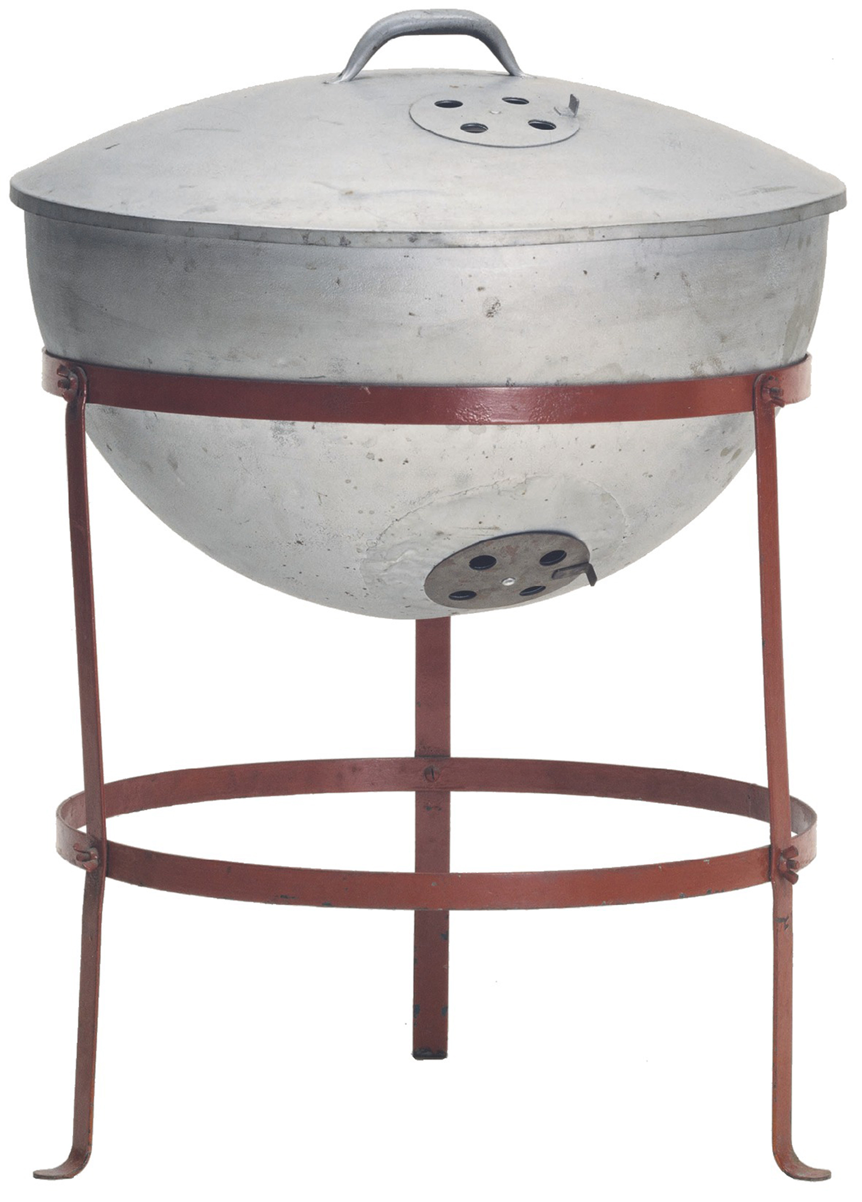 The original Kettle from 1952 (Weber/PA
