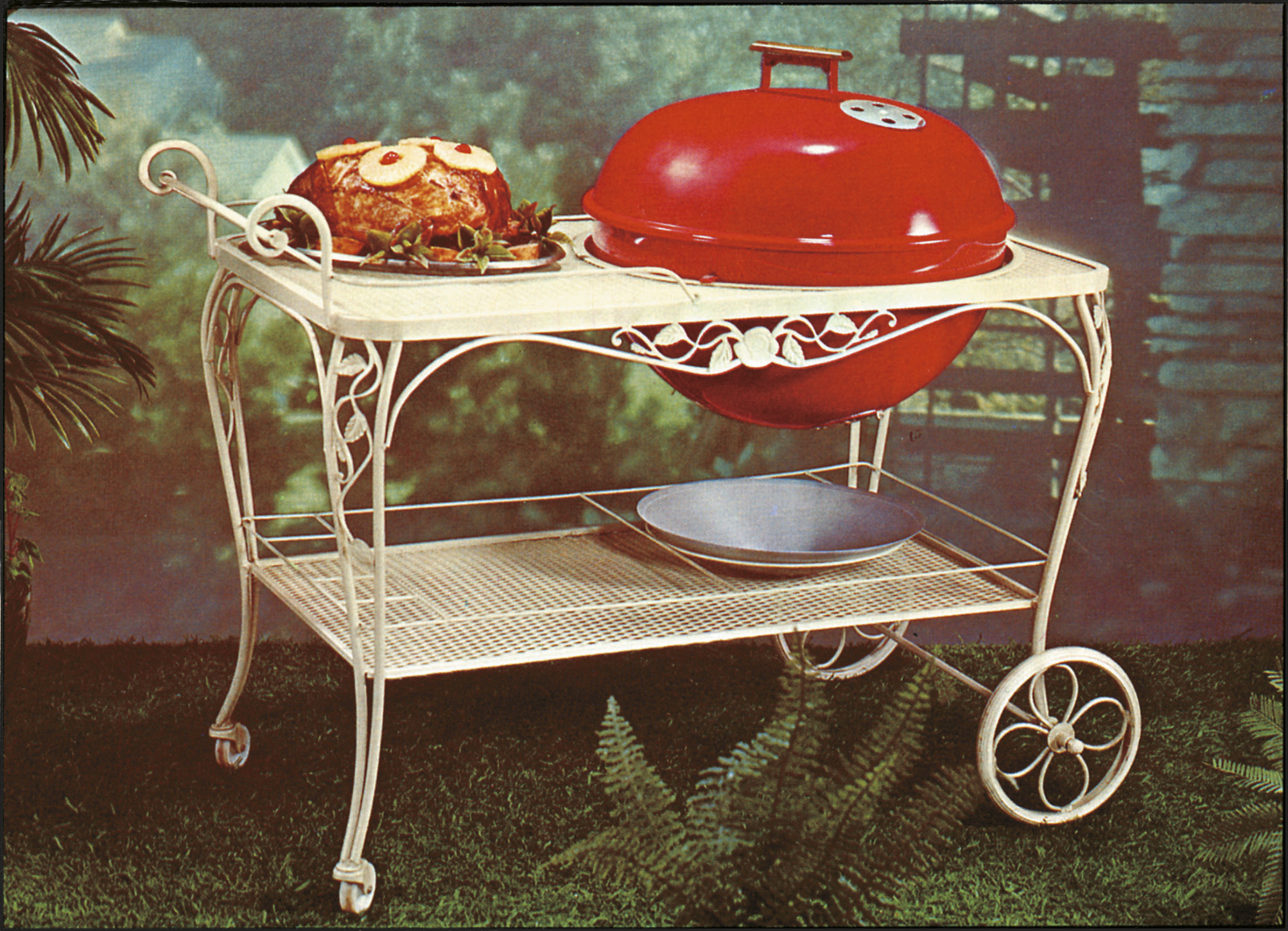 Same Kettle - different setting (Weber/PA)