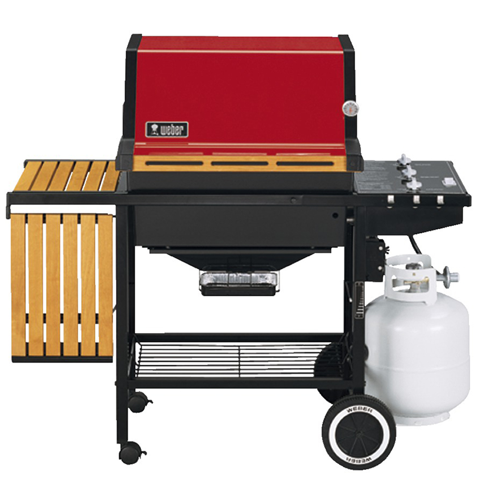 Genesis gas barbecue from 1985 (Weber/PA)