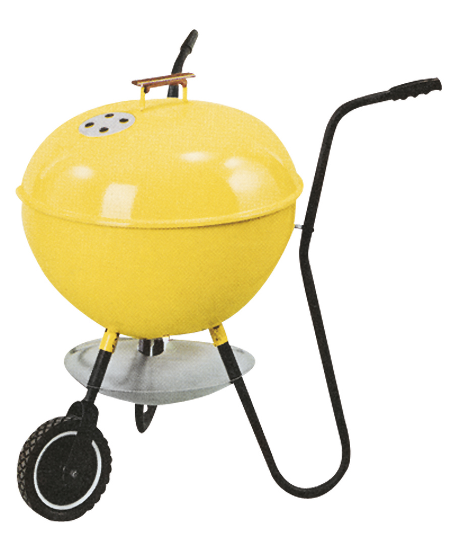 Kettle barbecue from 1965 (Weber/PA)