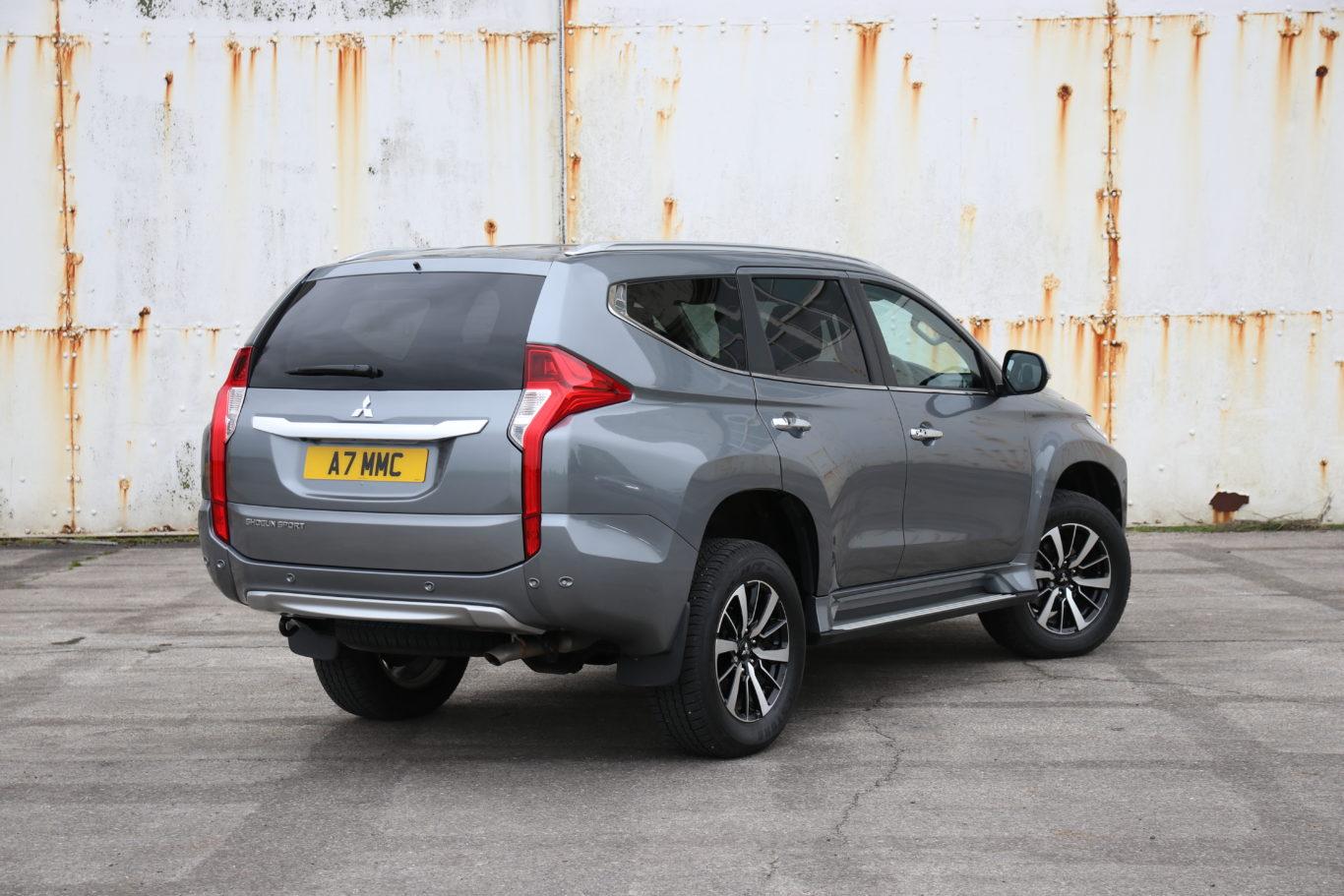 Seven X Motors >> Mitsubishi bolsters SUV range with new Shogun Sport ...