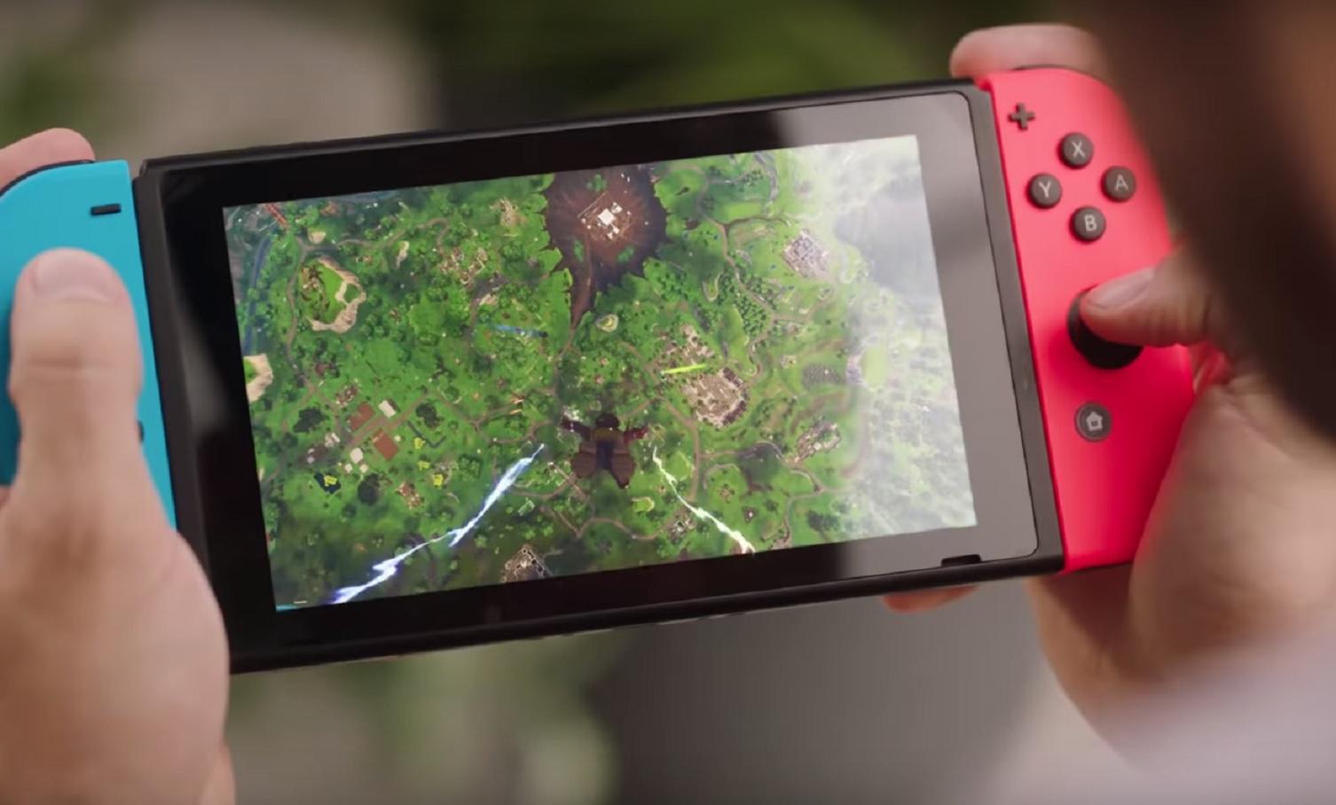 (screenshot / Nintendo)