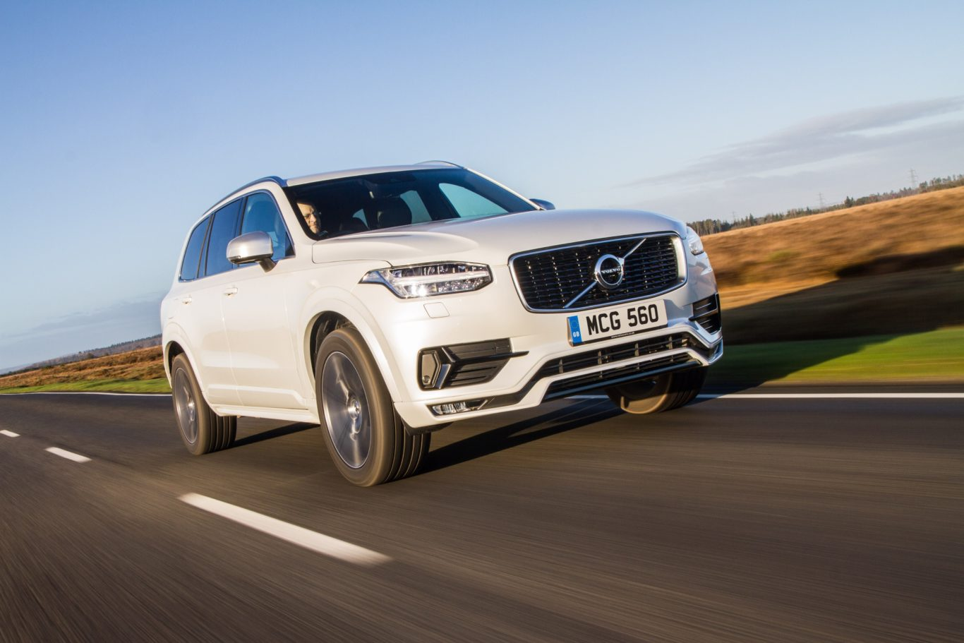 UK Drive: Volvo's XC90 D5 R-Design remains a classy all