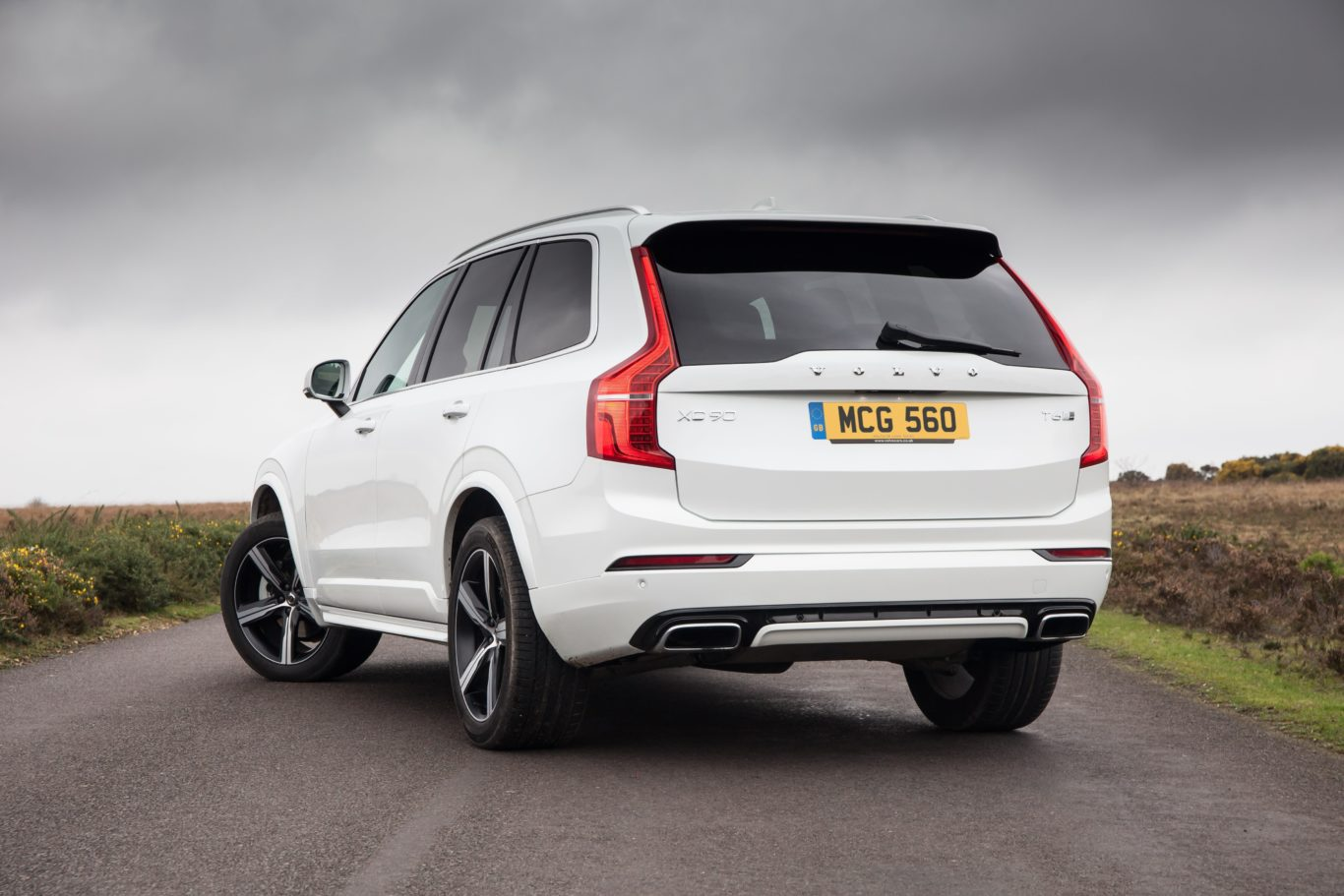 Uk Drive Volvo S Xc90 D5 R Design Remains A Classy All