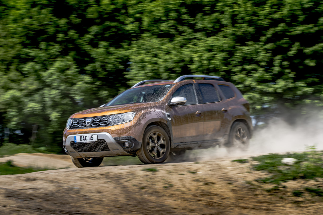First drive: The Dacia Duster is incredible value | Express