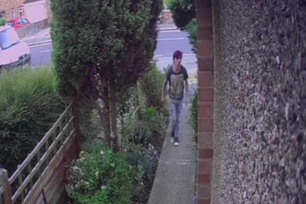 garden gnome theft appeal