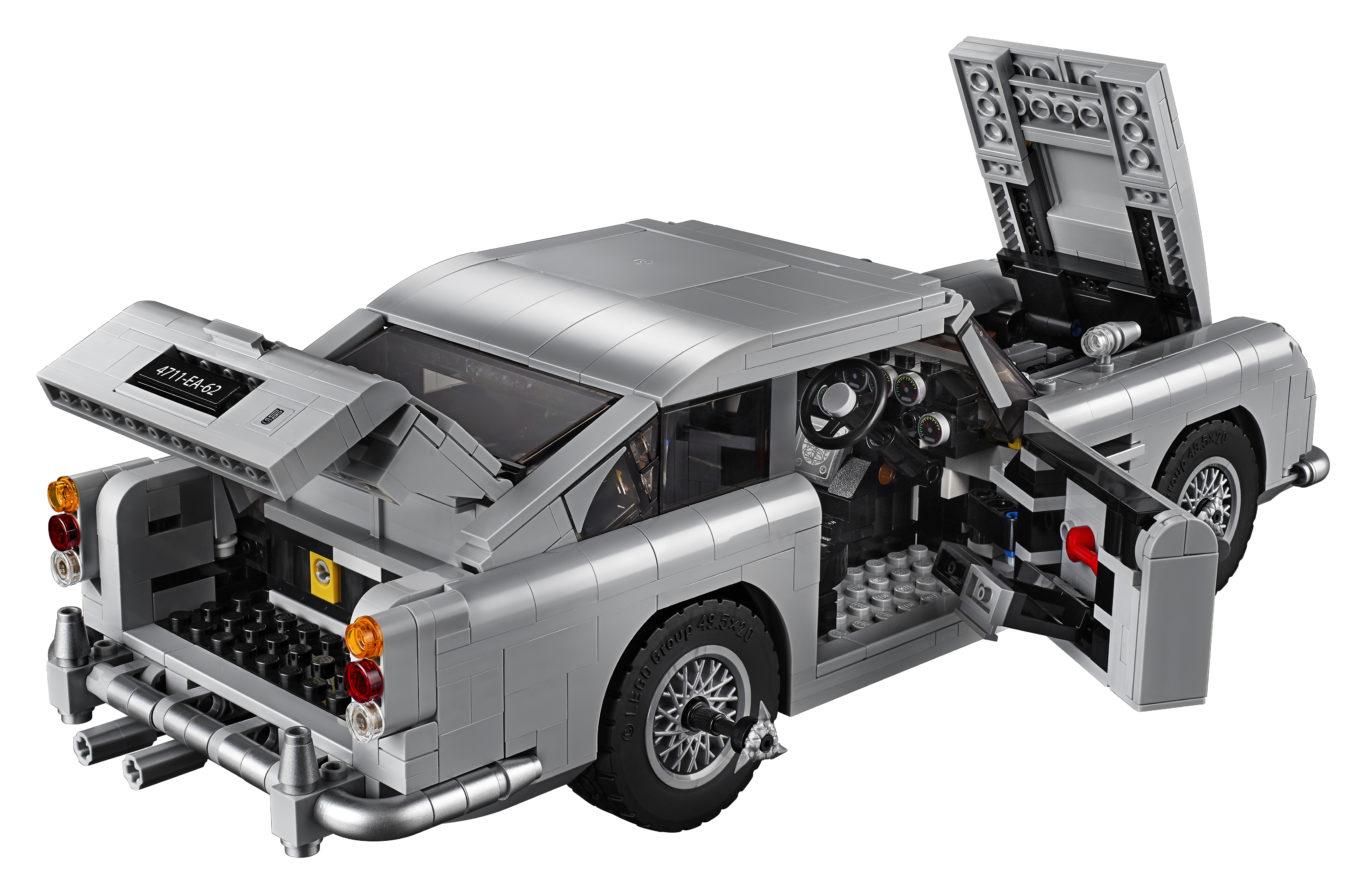 The Lego DB5 is available to buy now
