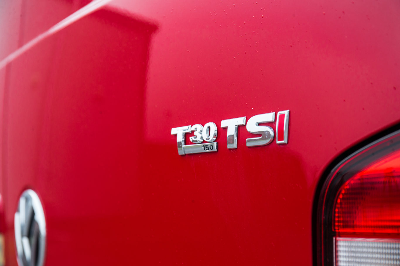 The Transporter is powered by a 2.0-litre petrol engine