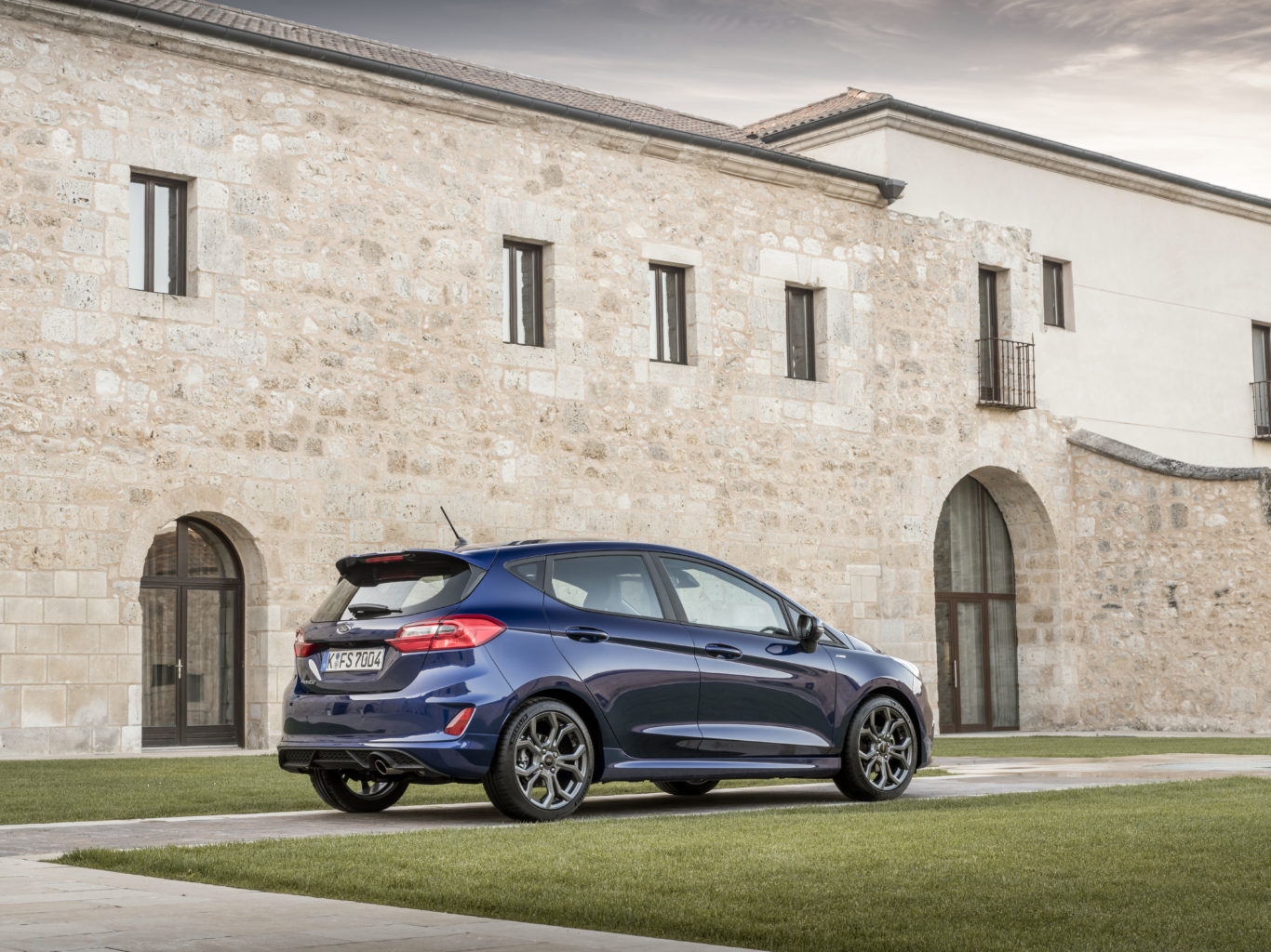 Uk Drive Ford S Fiesta St Line Offers Hot Hatch Fun Without As Much Compromise Shropshire Star