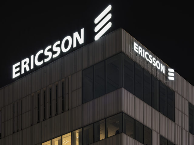 Ericsson are helping to develop 5g robots for building cars