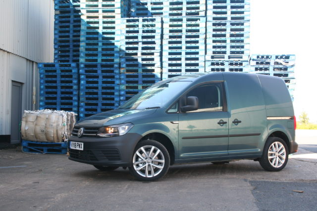 e7012c2237 First Drive  The Business Pack keeps the Volkswagen Caddy a class ...