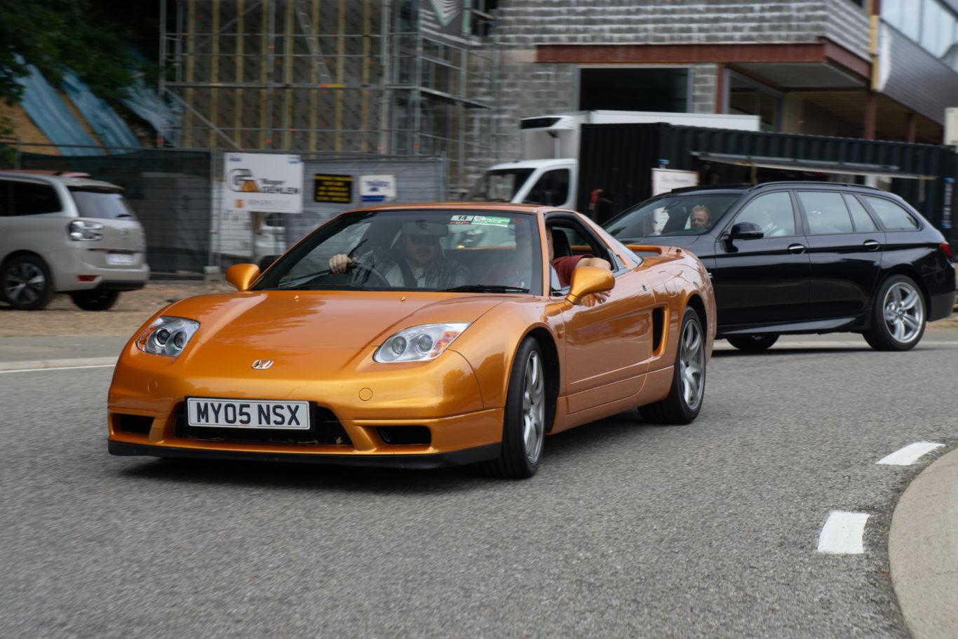 The classic NSX still looks modern today