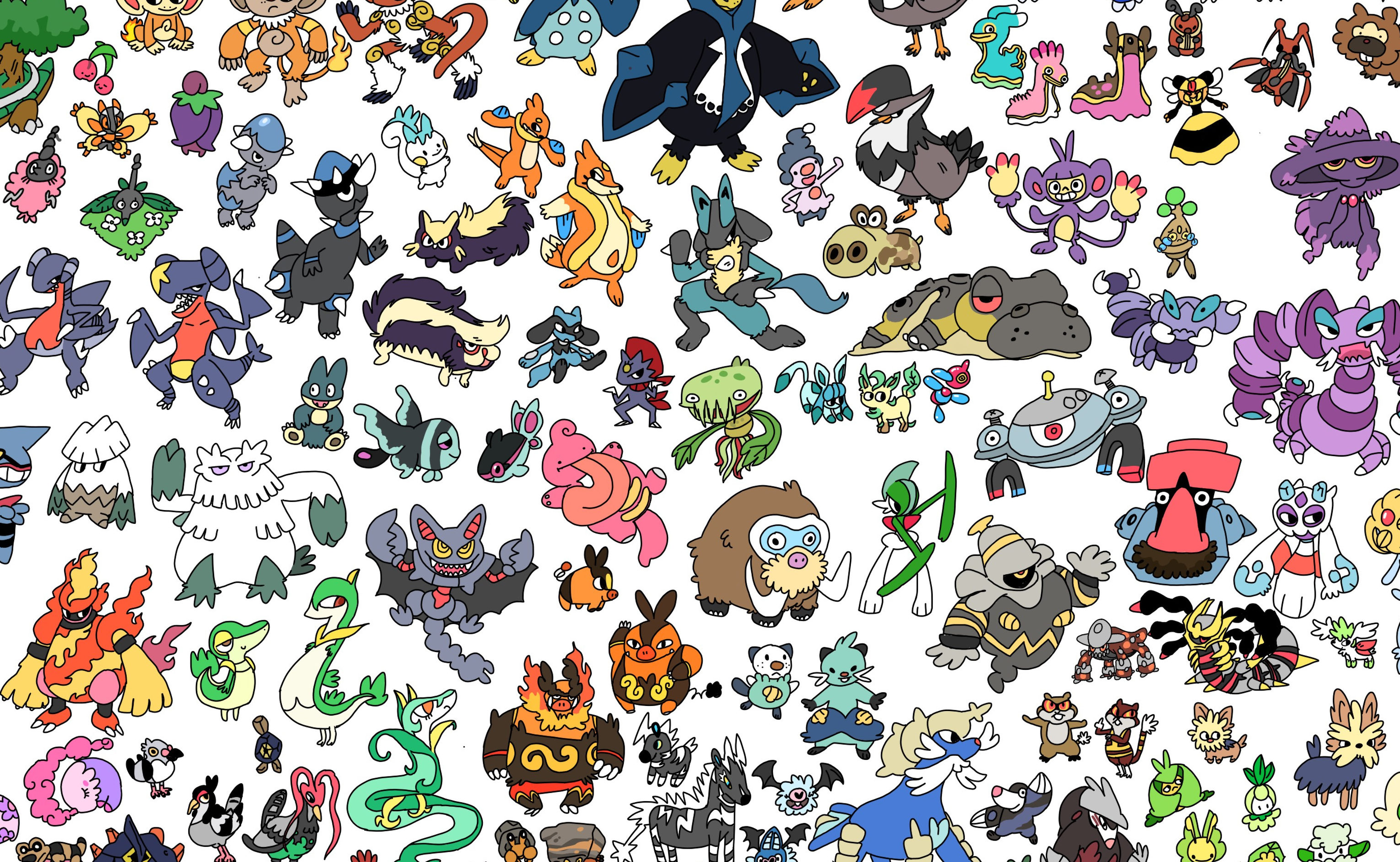 this student spent six months drawing all 807 pokemon the irish news