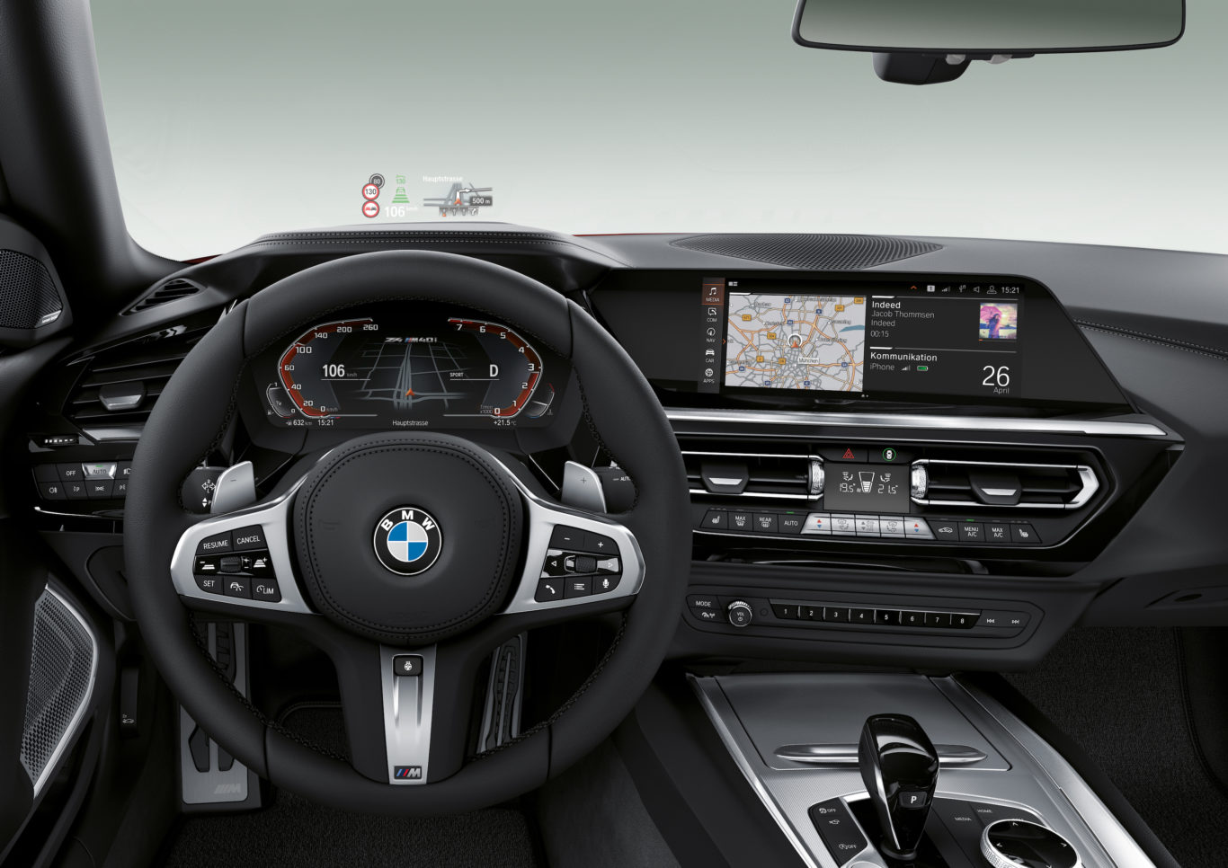 New Bmw Z4 Roadster Revealed At Pebble Beach Shropshire Star