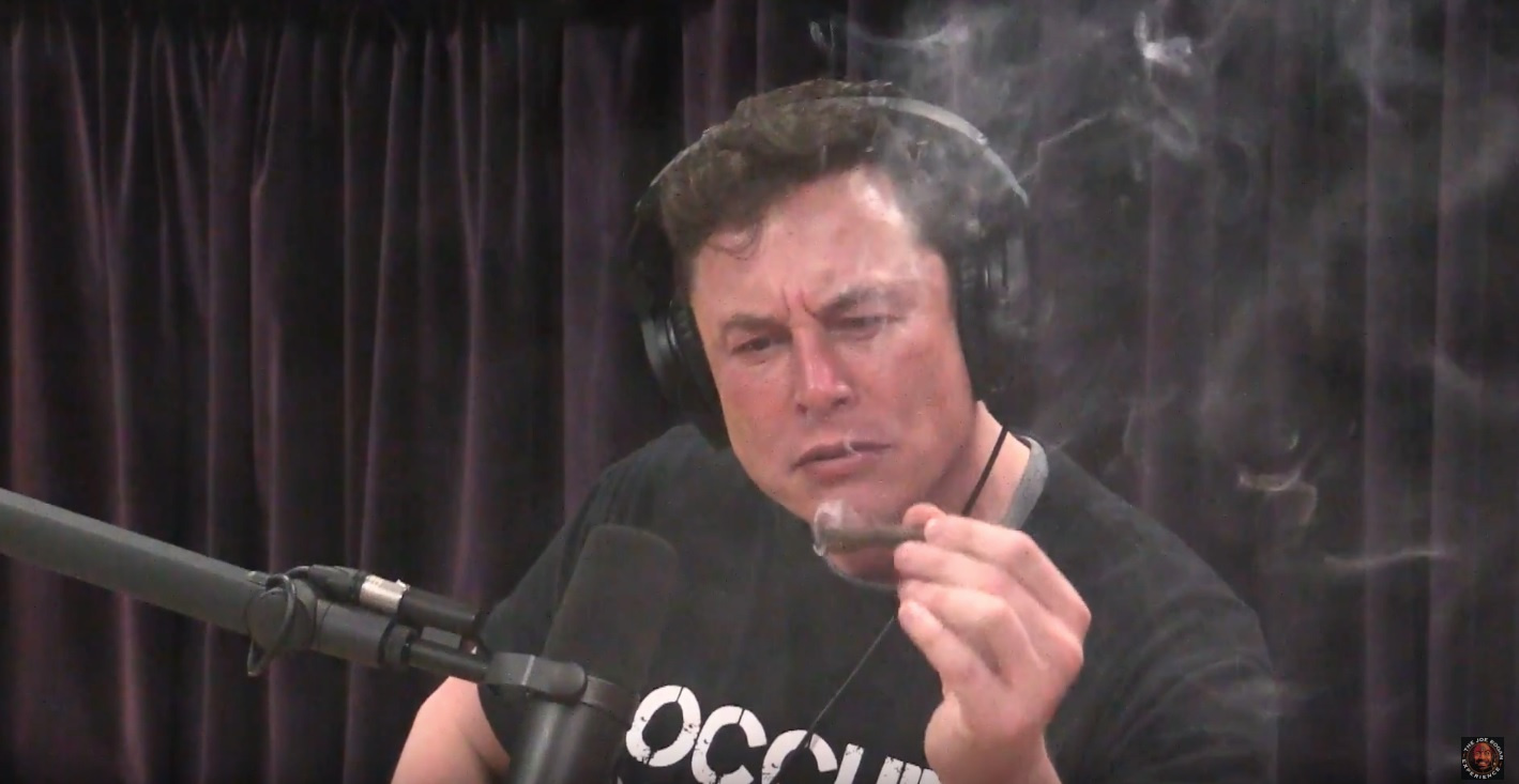 Elon Musk (YouTube/Joe Rogan Experience)