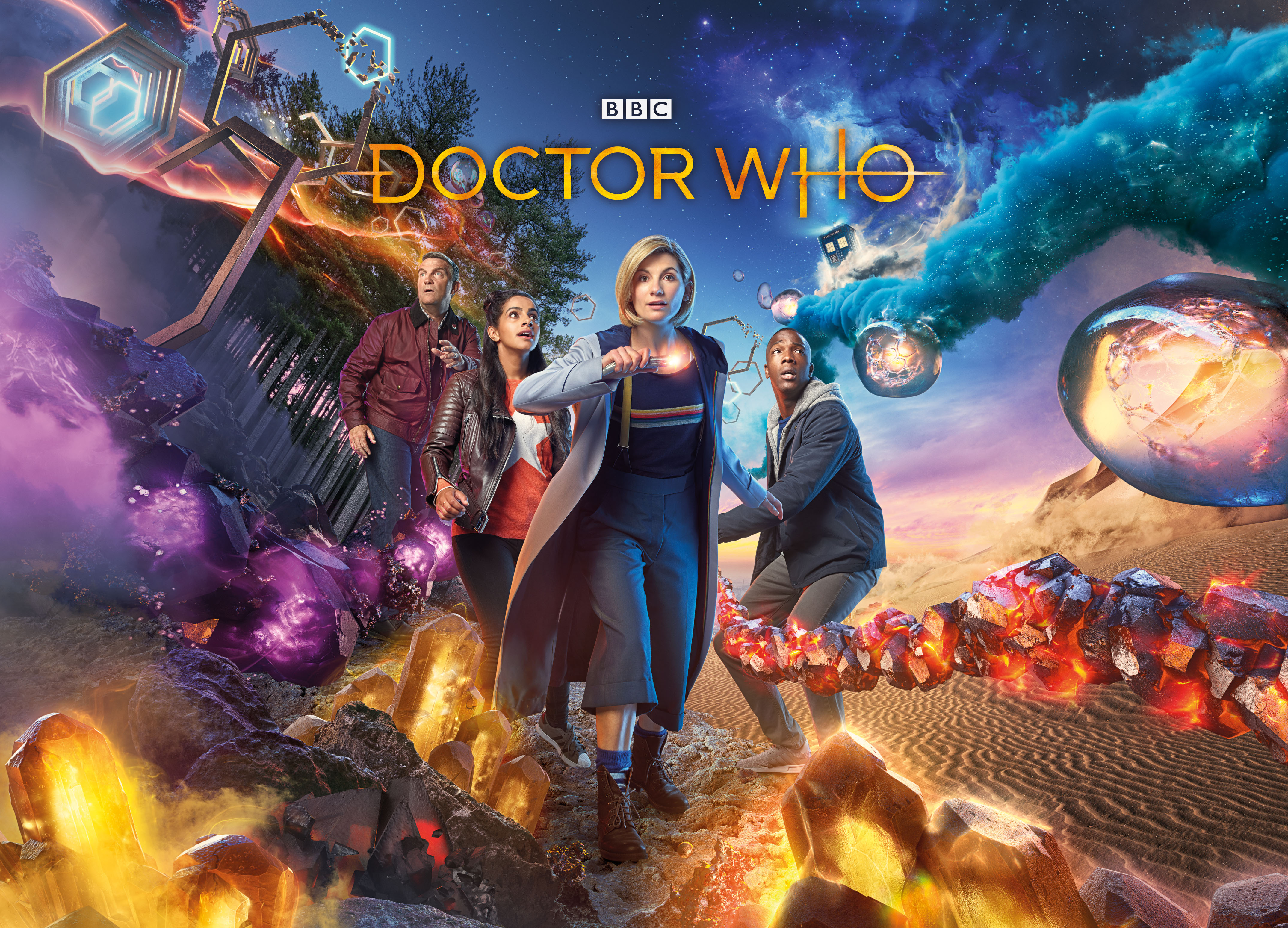 Jodie Whittaker I Rsquo M Not Paid Less Than The Male Doctors