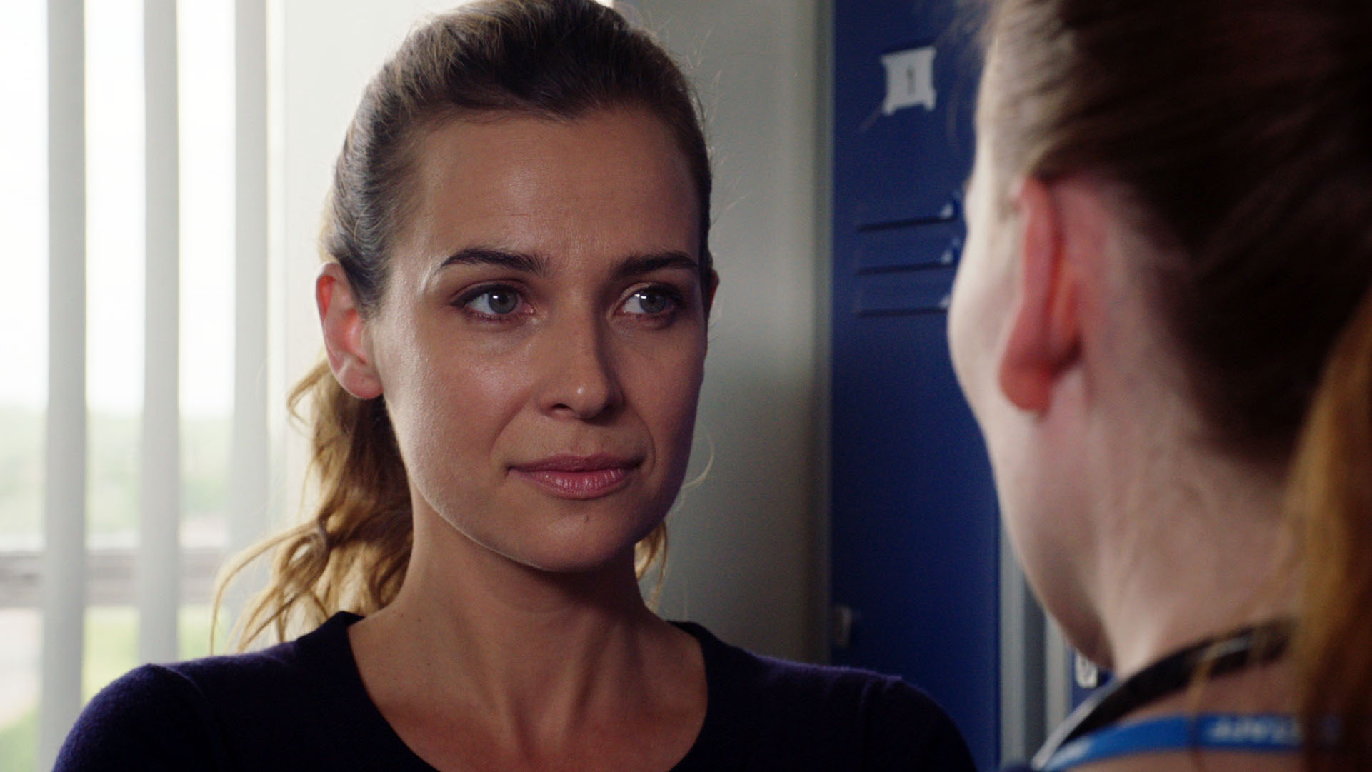 Camilla Arfwedson on Holby
