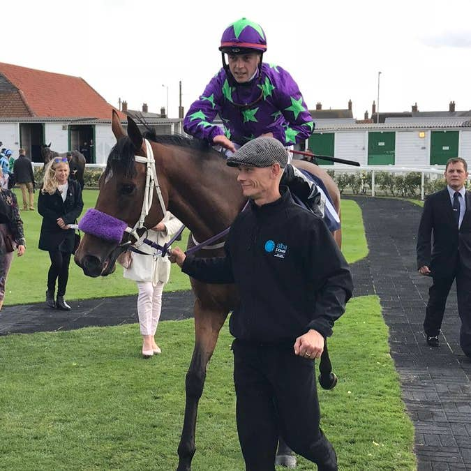 Cesarewitch dreams are alive for Uber Cool following his win at Yarmouth
