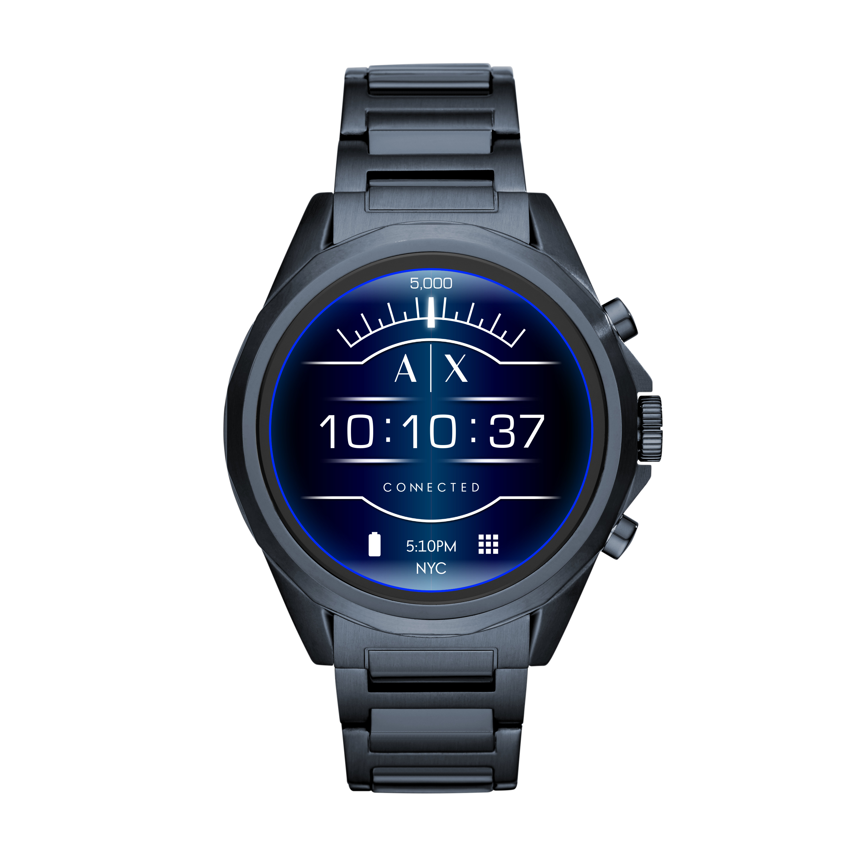 8058a78e02d Armani Exchange unveils its first ever touchscreen smartwatch ...