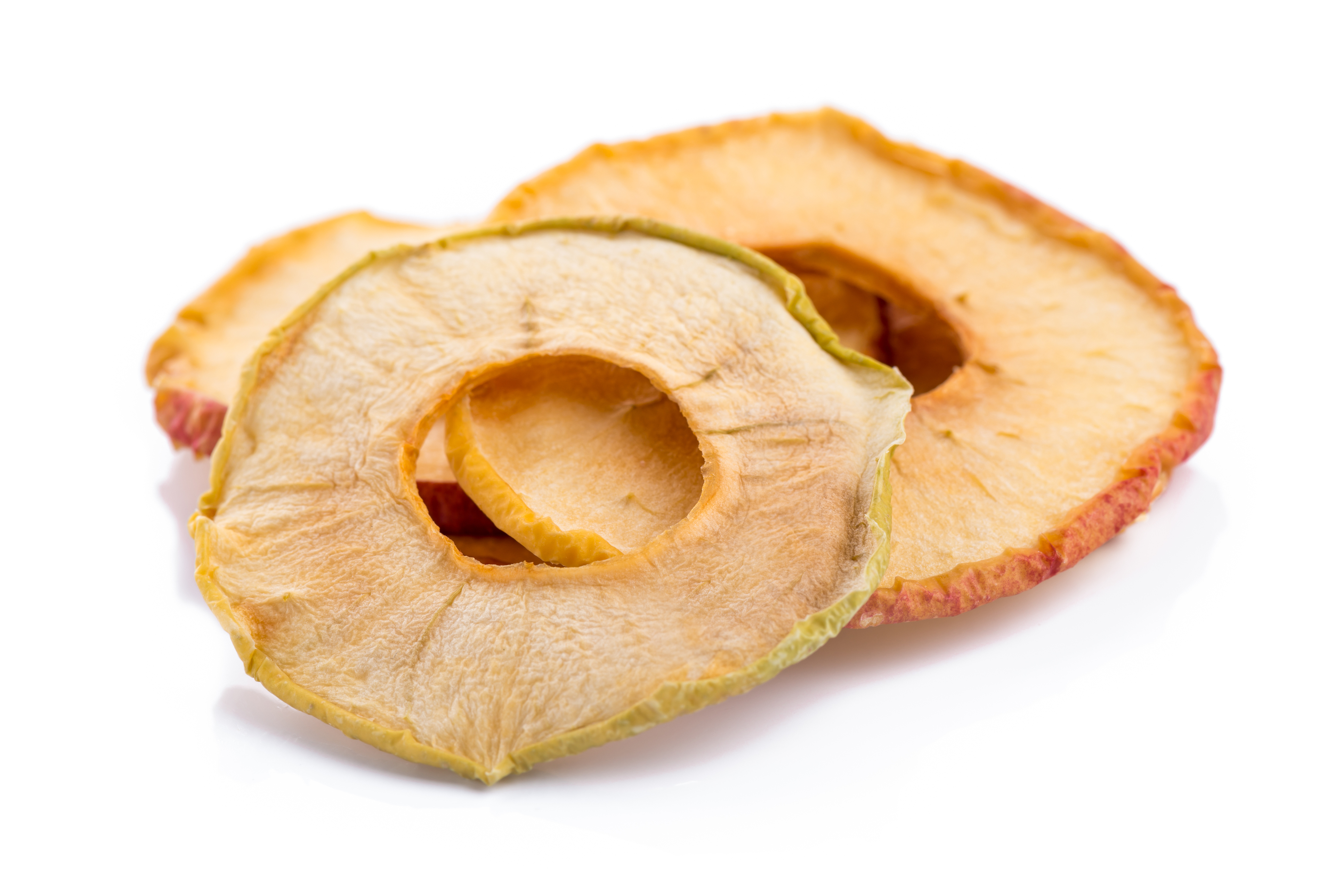 Dried apple makes a delicious snack (Thinkstock/PA)