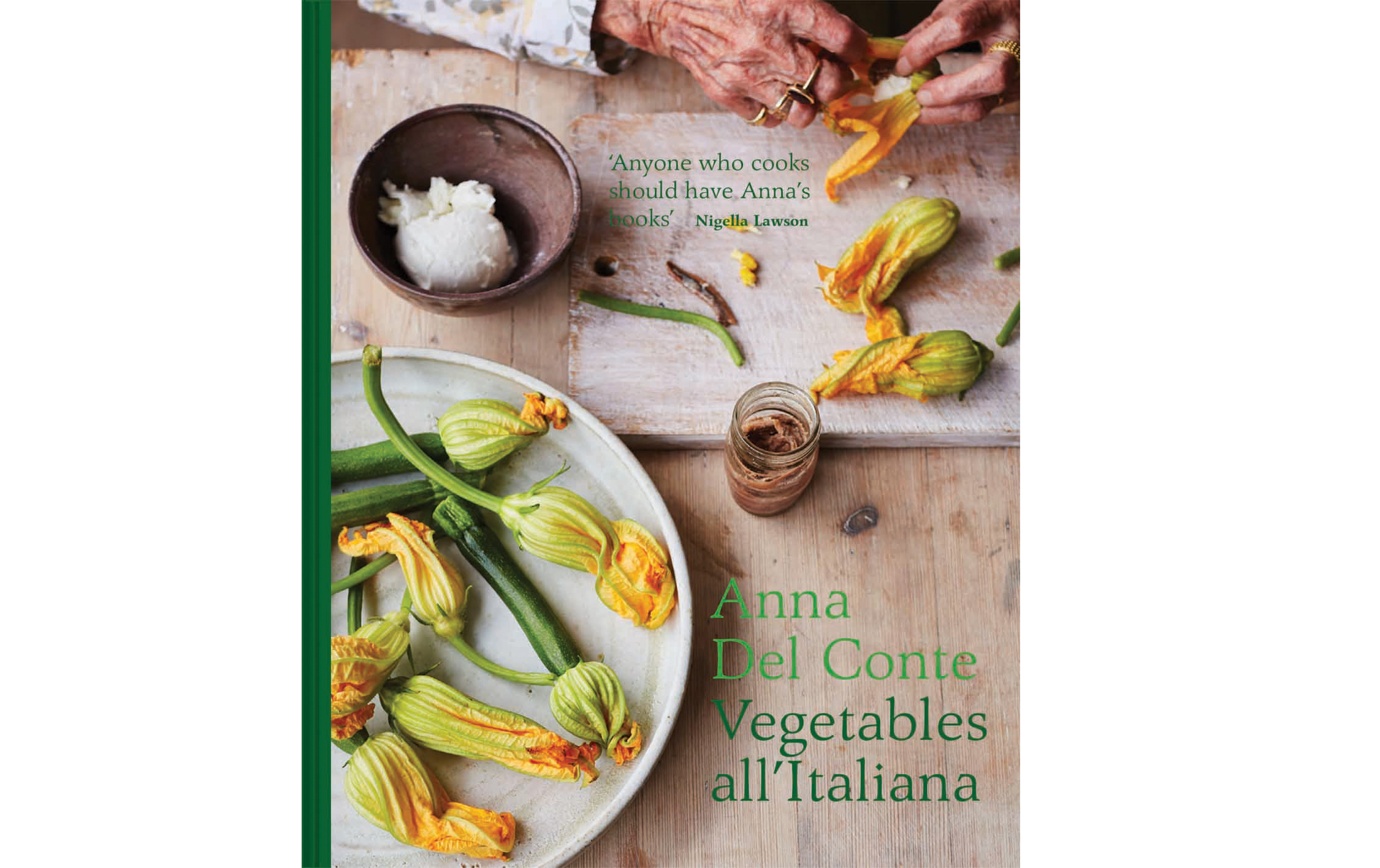Anna Del Conte's Vegetables all'Italiana (Laura Edwards/PA)