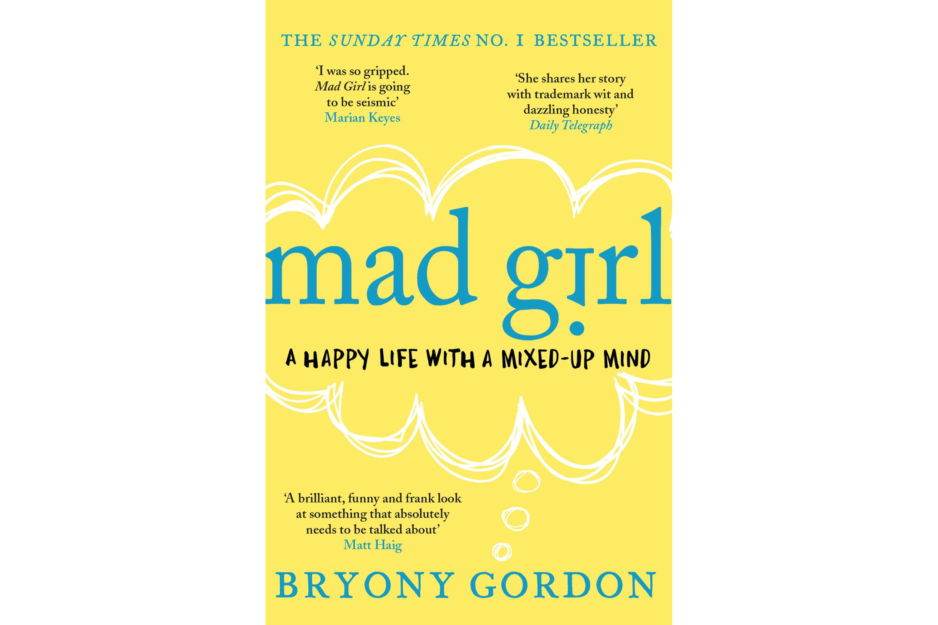 Mad Girl by Bryony Gordon (Handout/PA)
