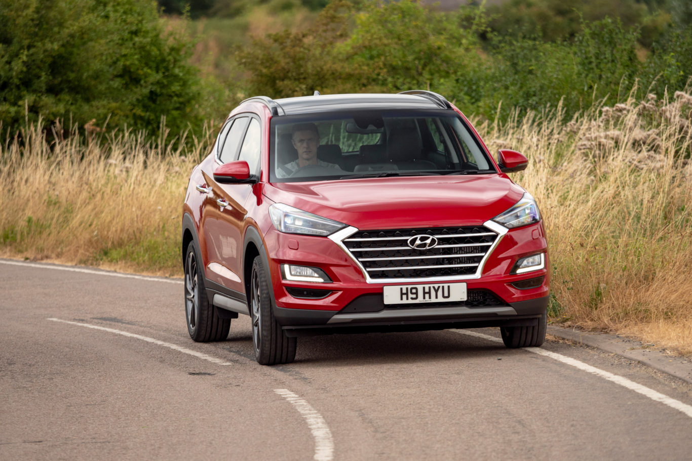 The Hyundai Tucson Is An Accomplished If Unexciting Crossover Express Amp Star