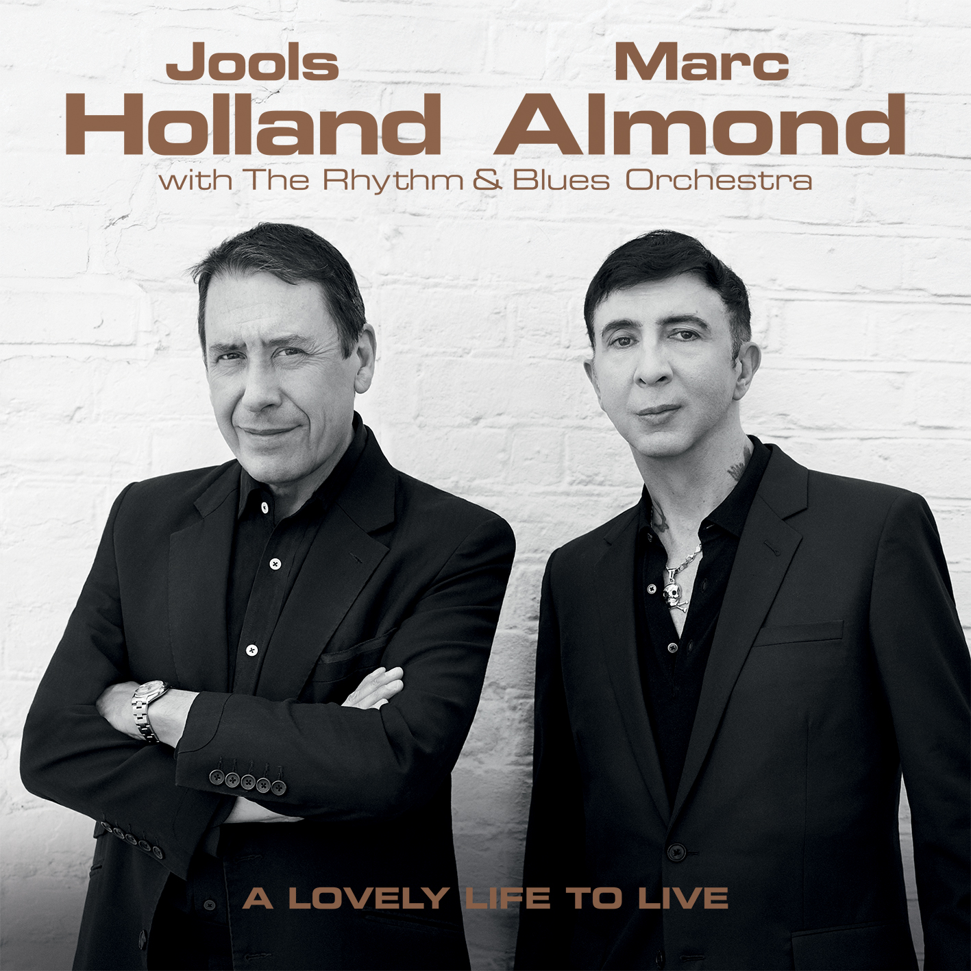 Jools Holland and Marc Almond's new album