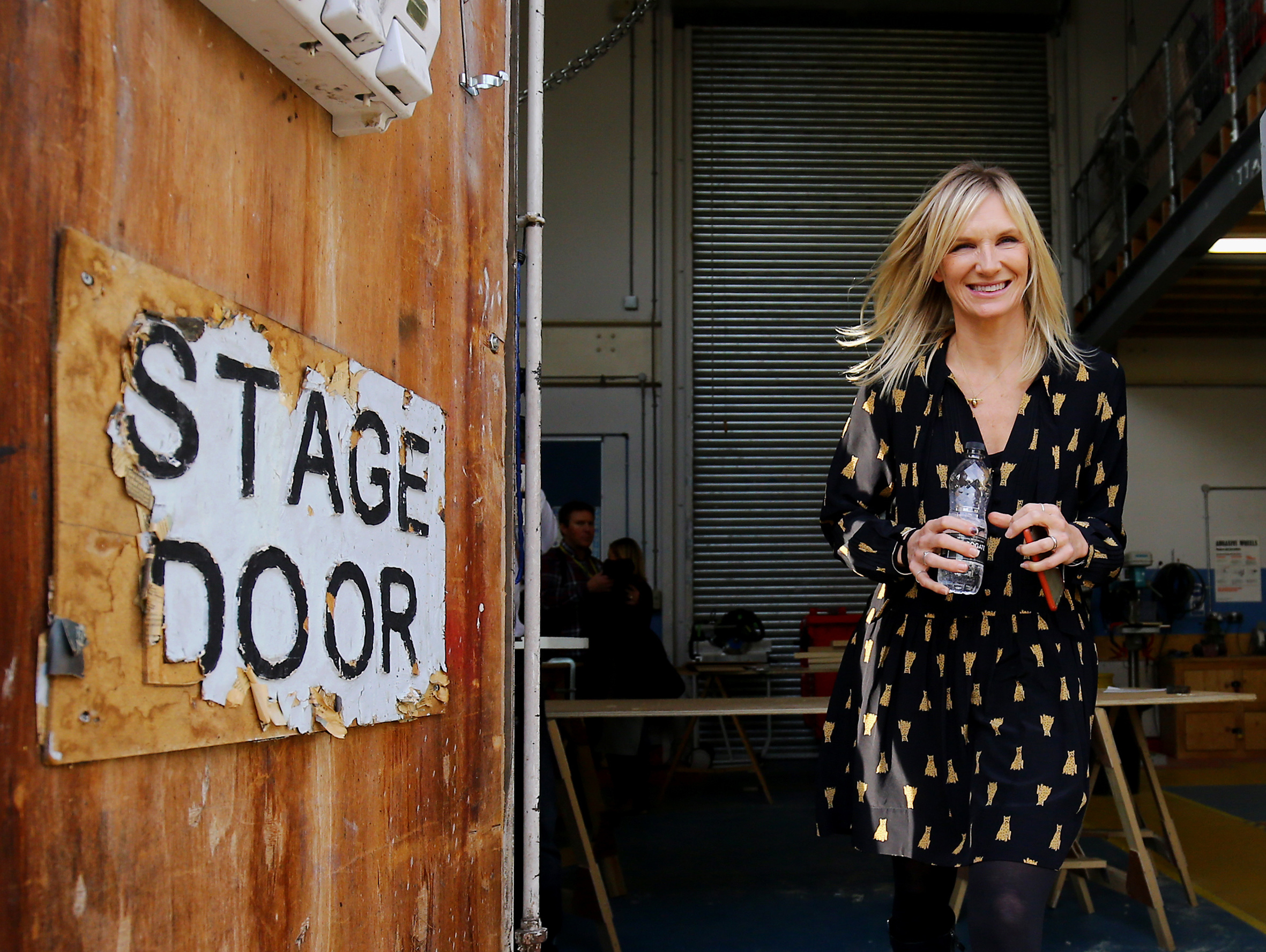 Jo Whiley (Gareth Fuller/PA)