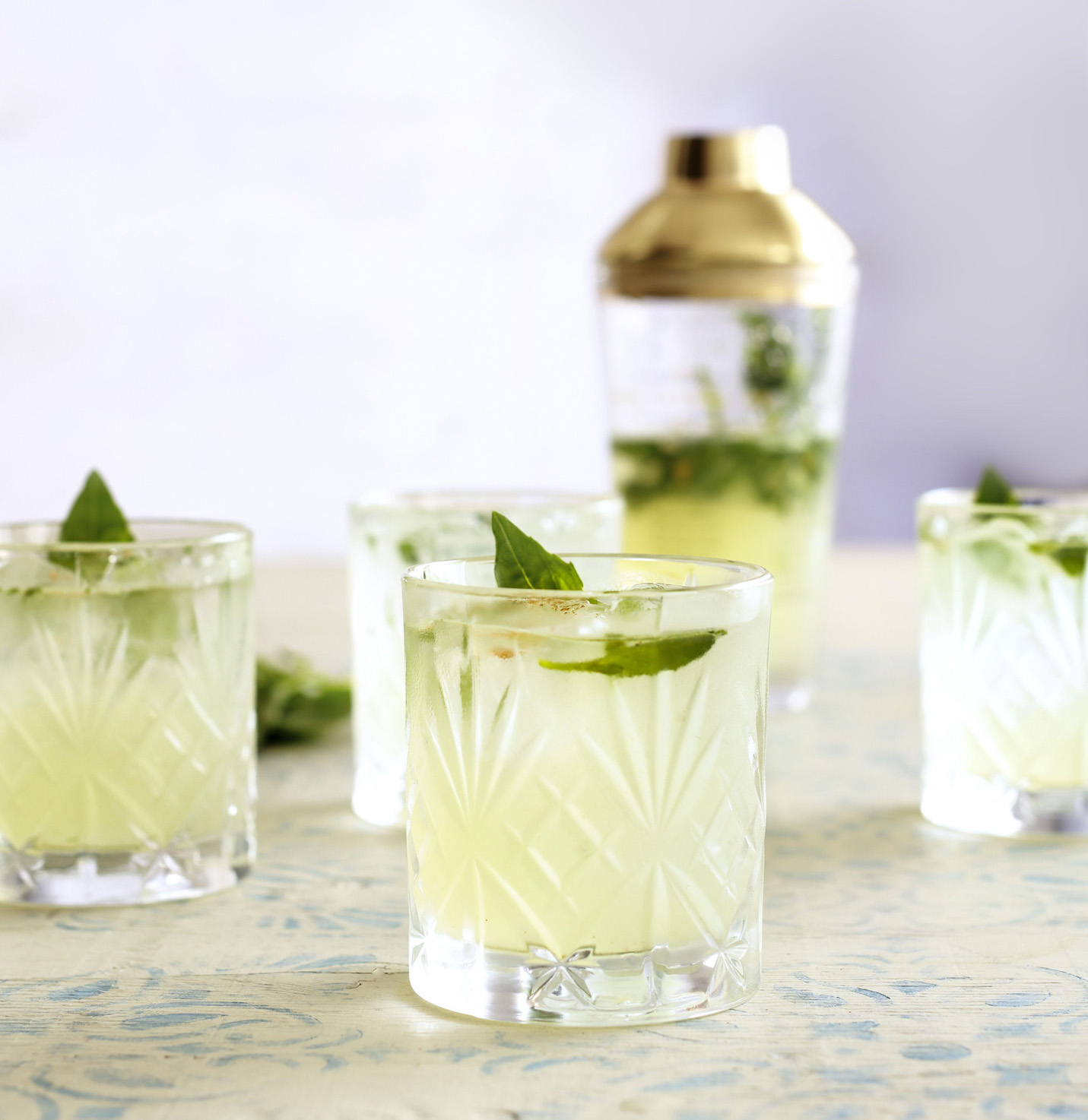 The Smirnoff Spiced Lime cocktail