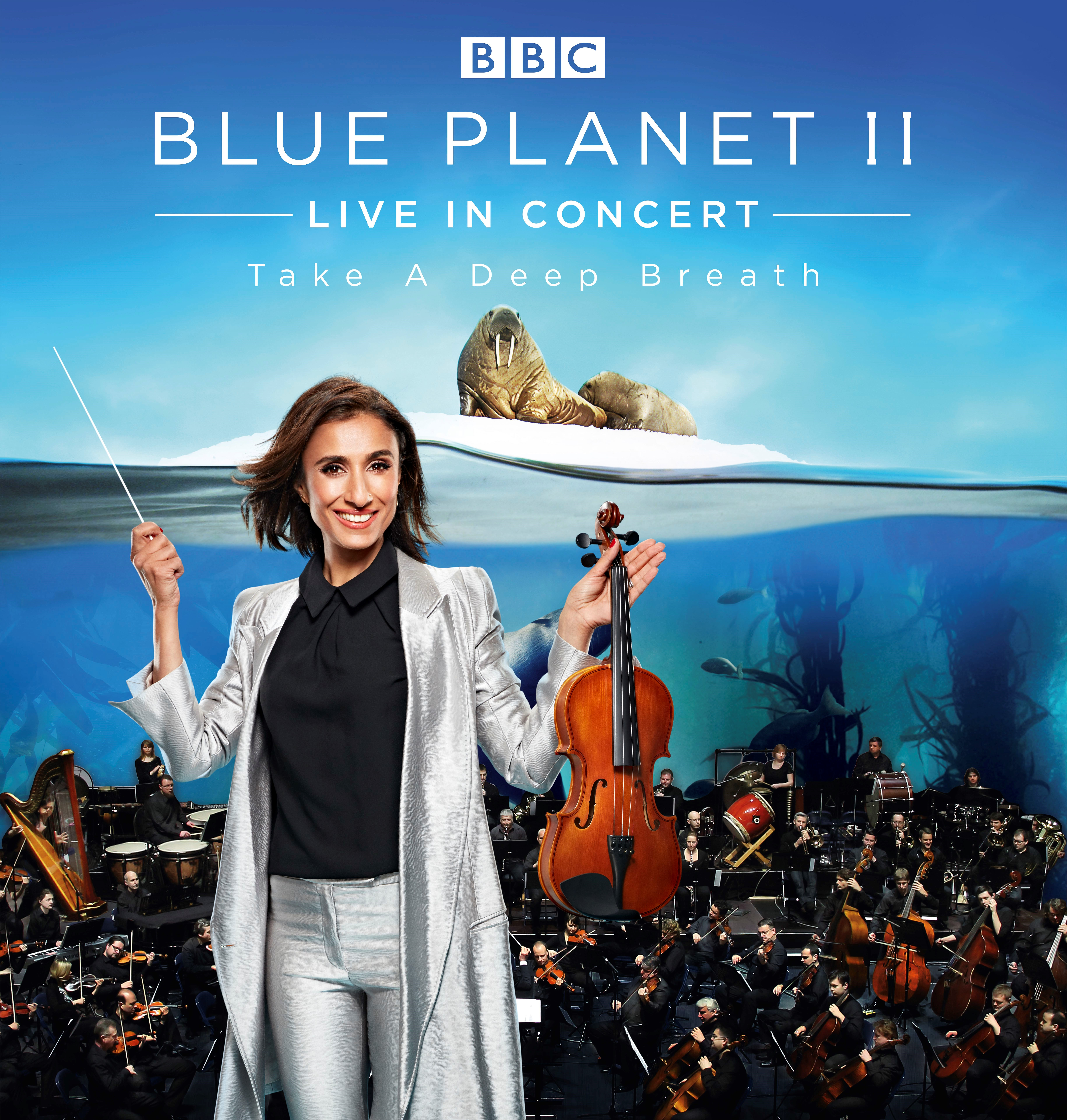 Anita Rani, Blue Planet II Live In Concert