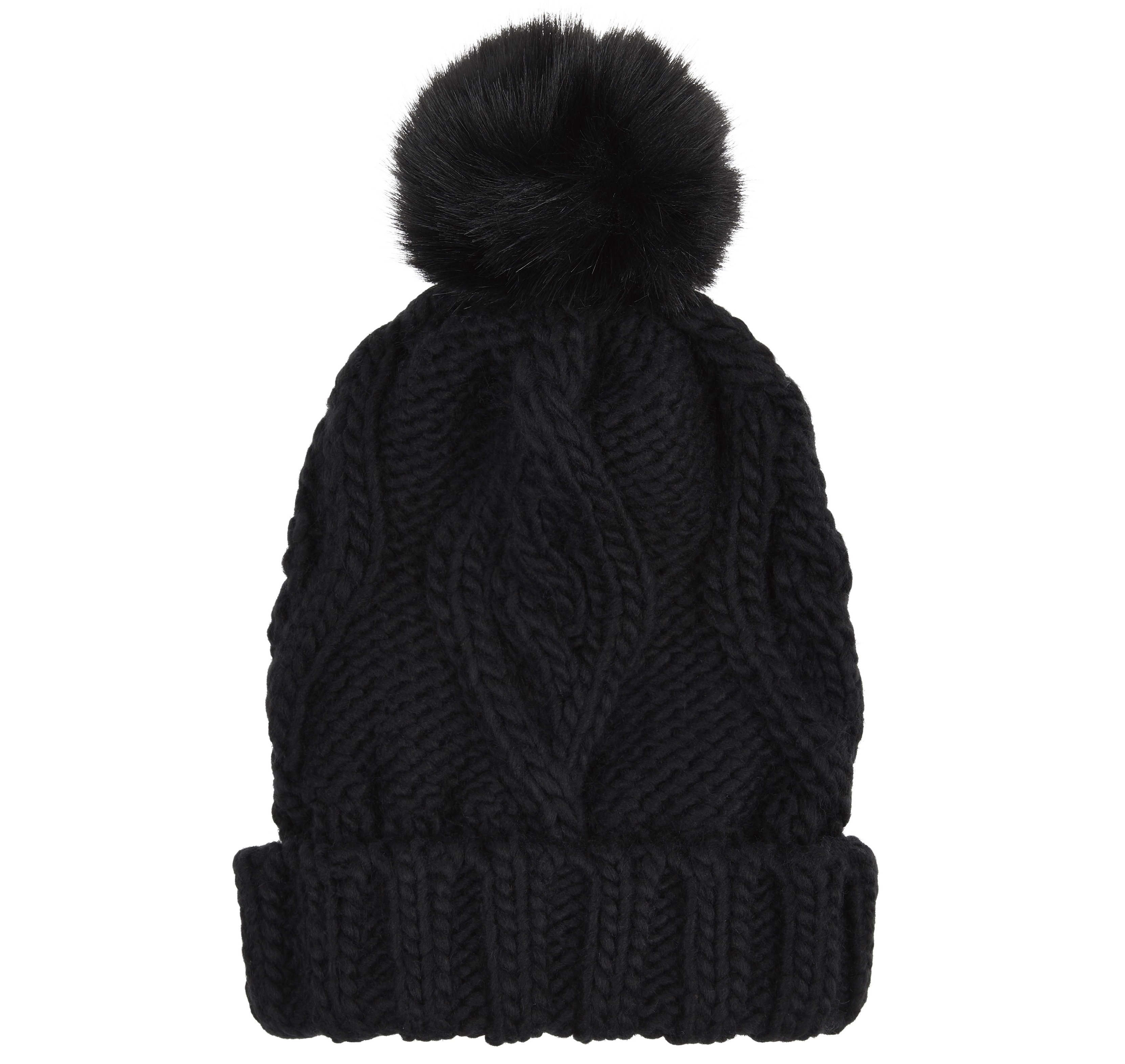 Monsoon Candice Cable Bobble Hat