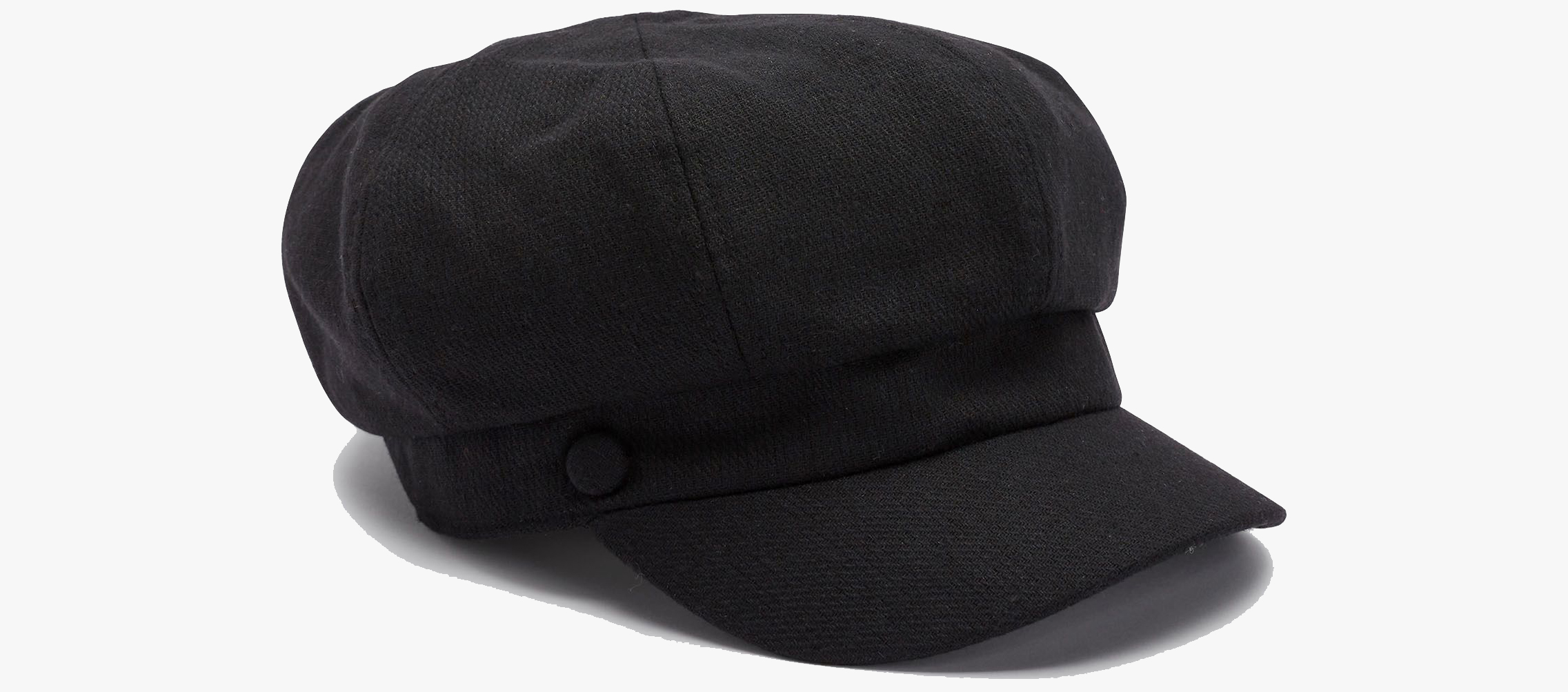 Next Black Baker Boy Hat