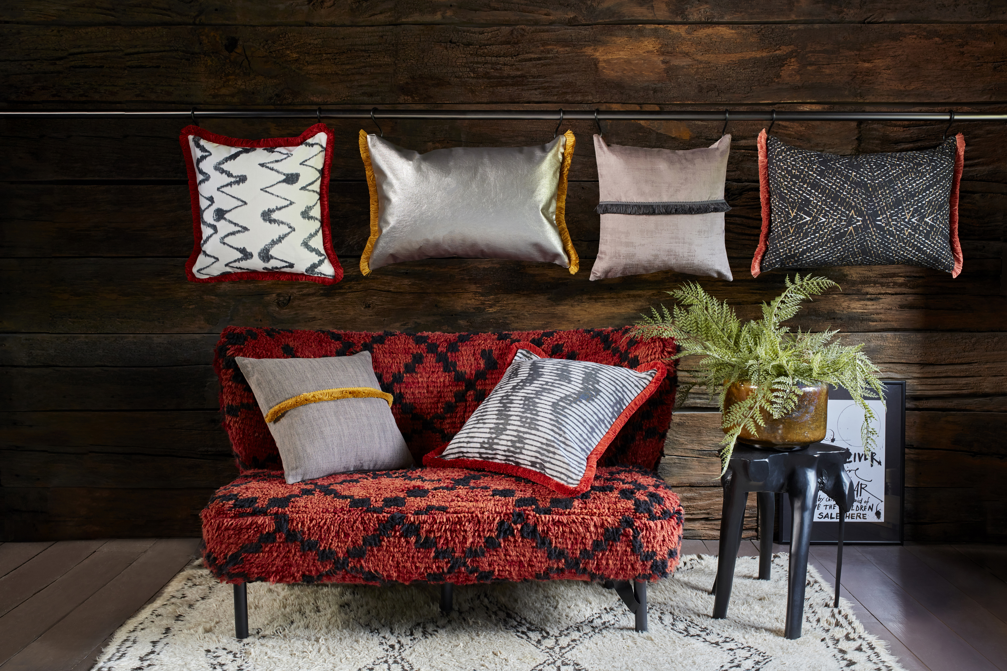 Destination Style 3 Expert Takes On The Nomadic Decor Trend