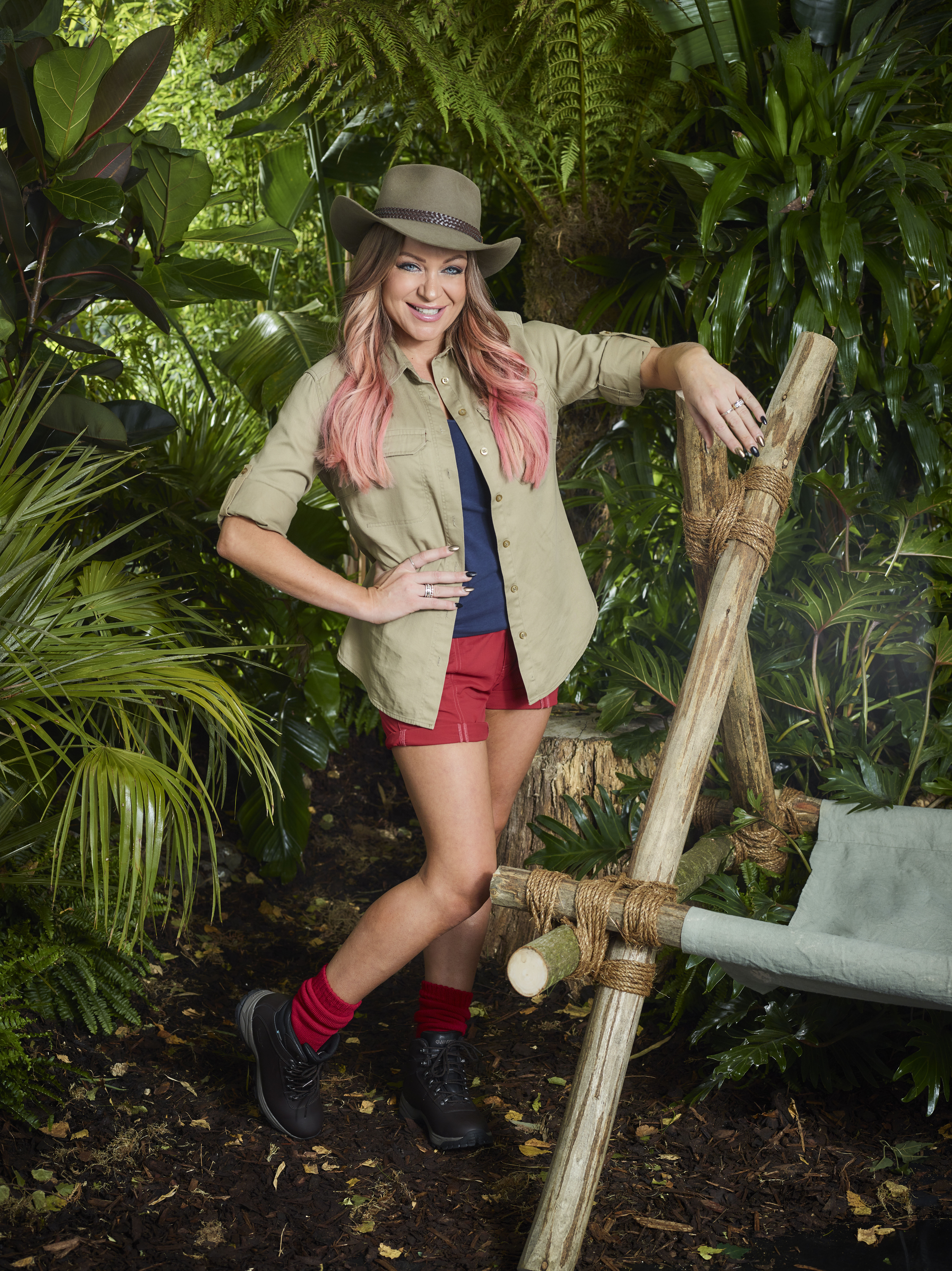 Rita Simons on I'm A Celebrity