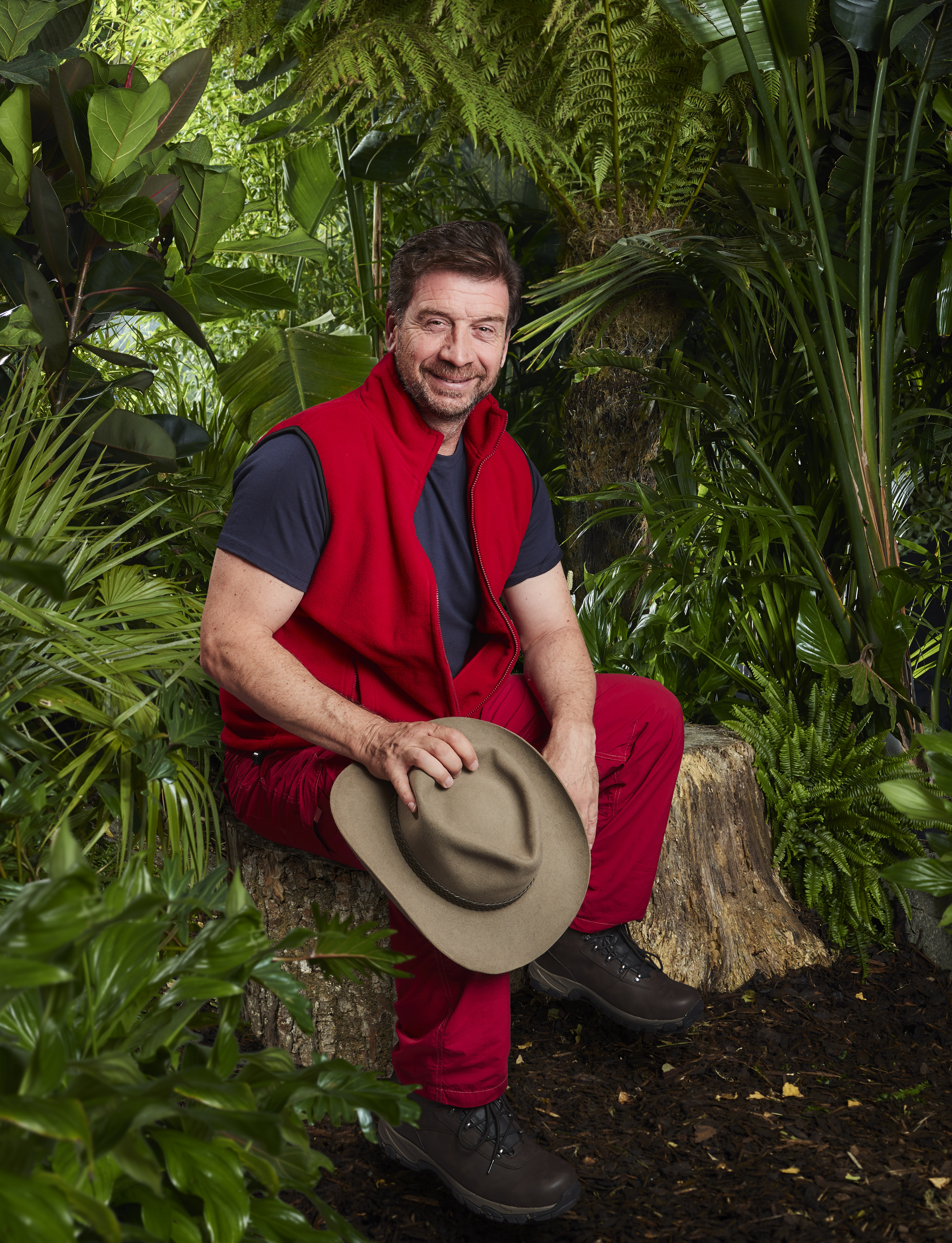Nick Knowles on I'm A Celebrity