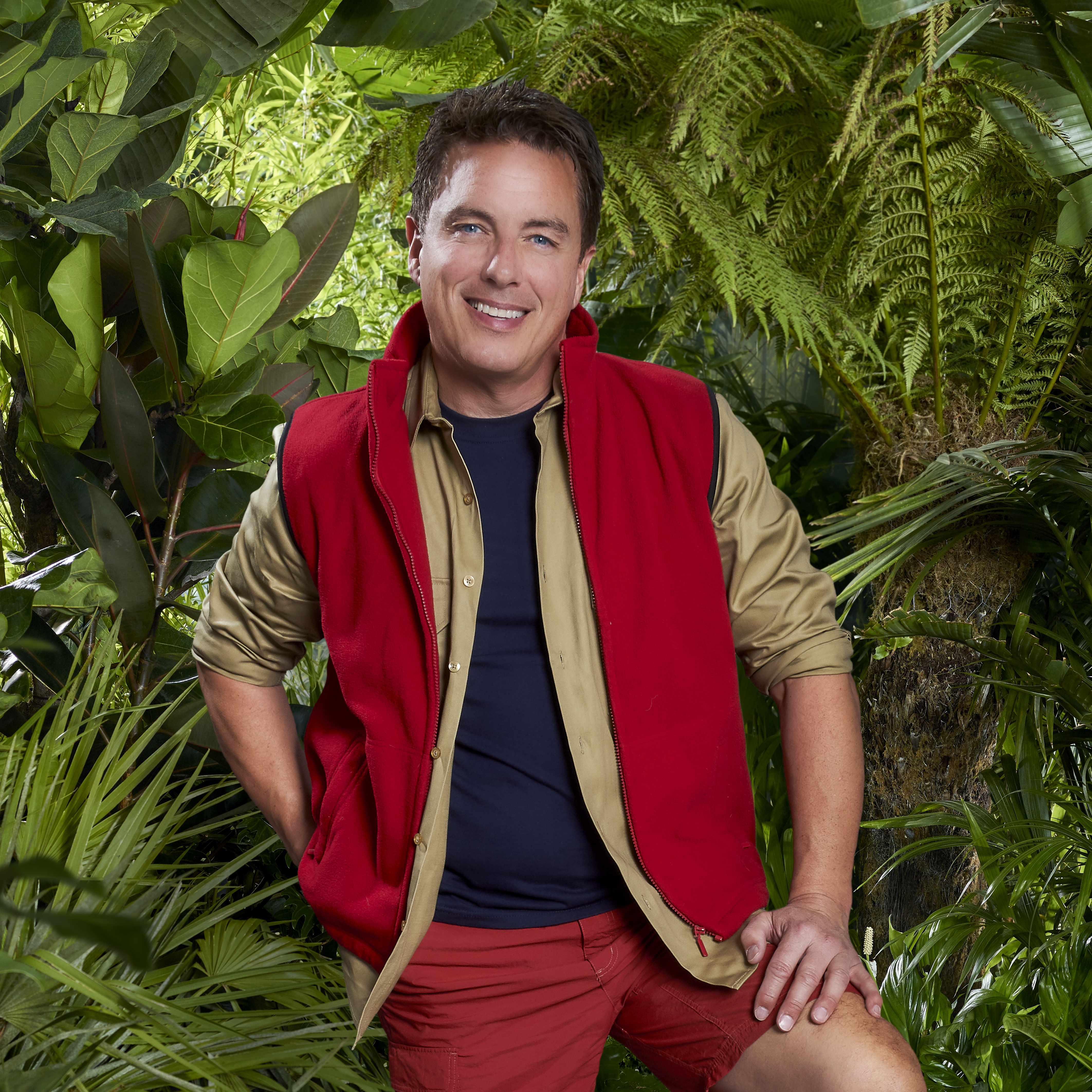 John Barrowman on I'm A Celebrity