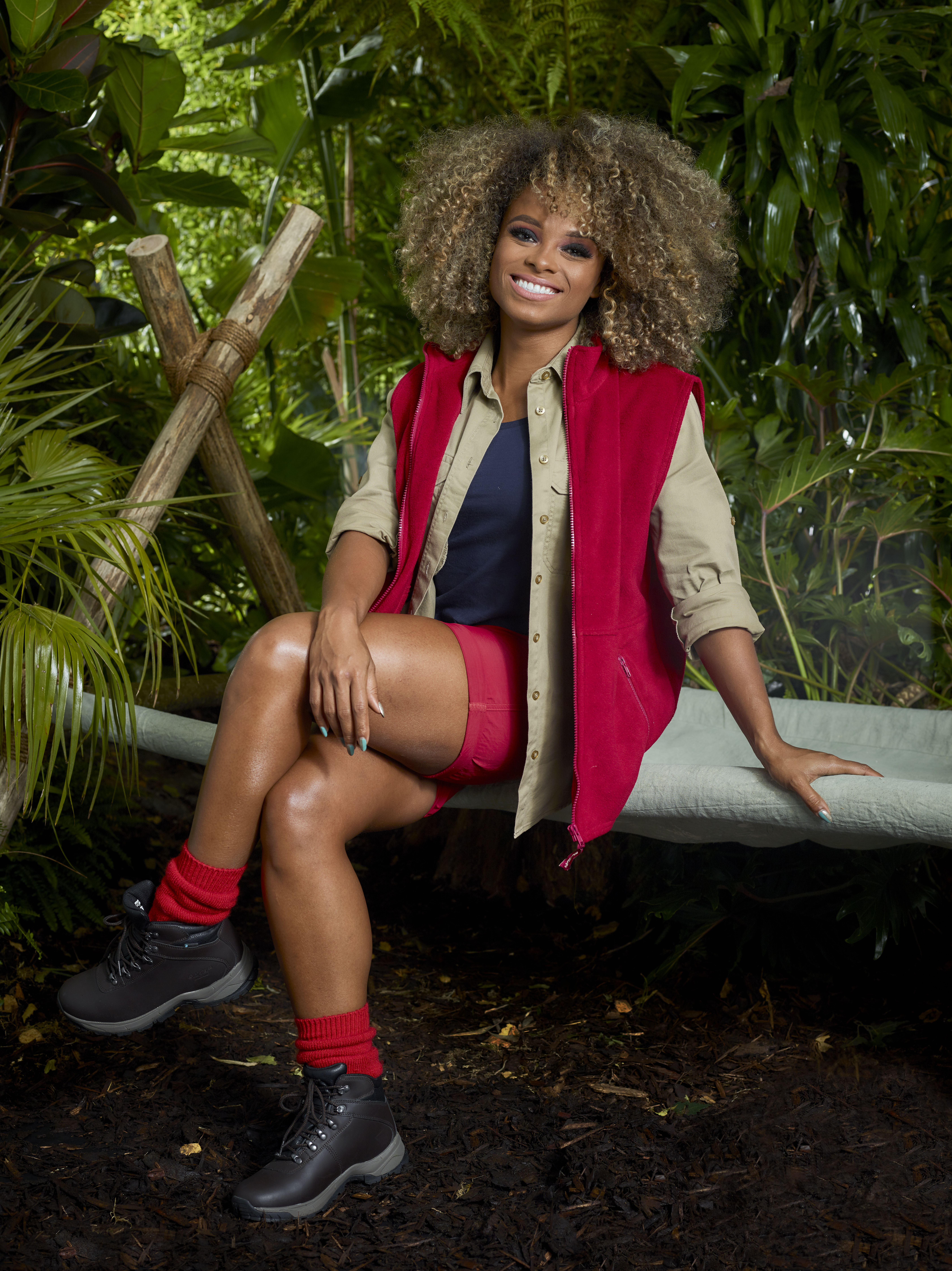 Fleur East on I'm A Celebrity