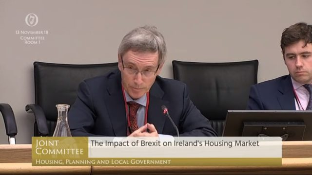 Economists warn of Brexit's impact on Irish housing market