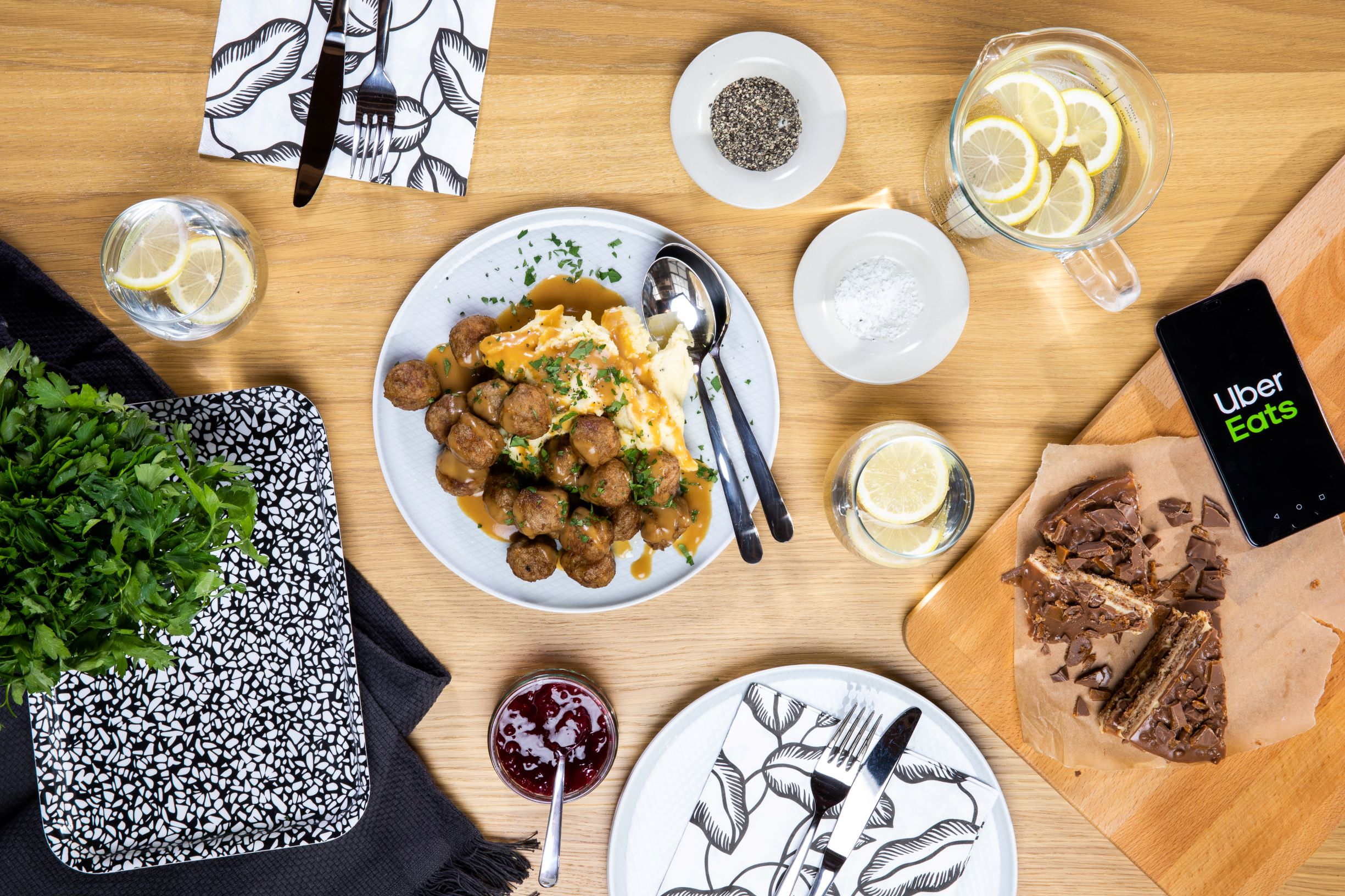Ikea arrives on Uber Eats