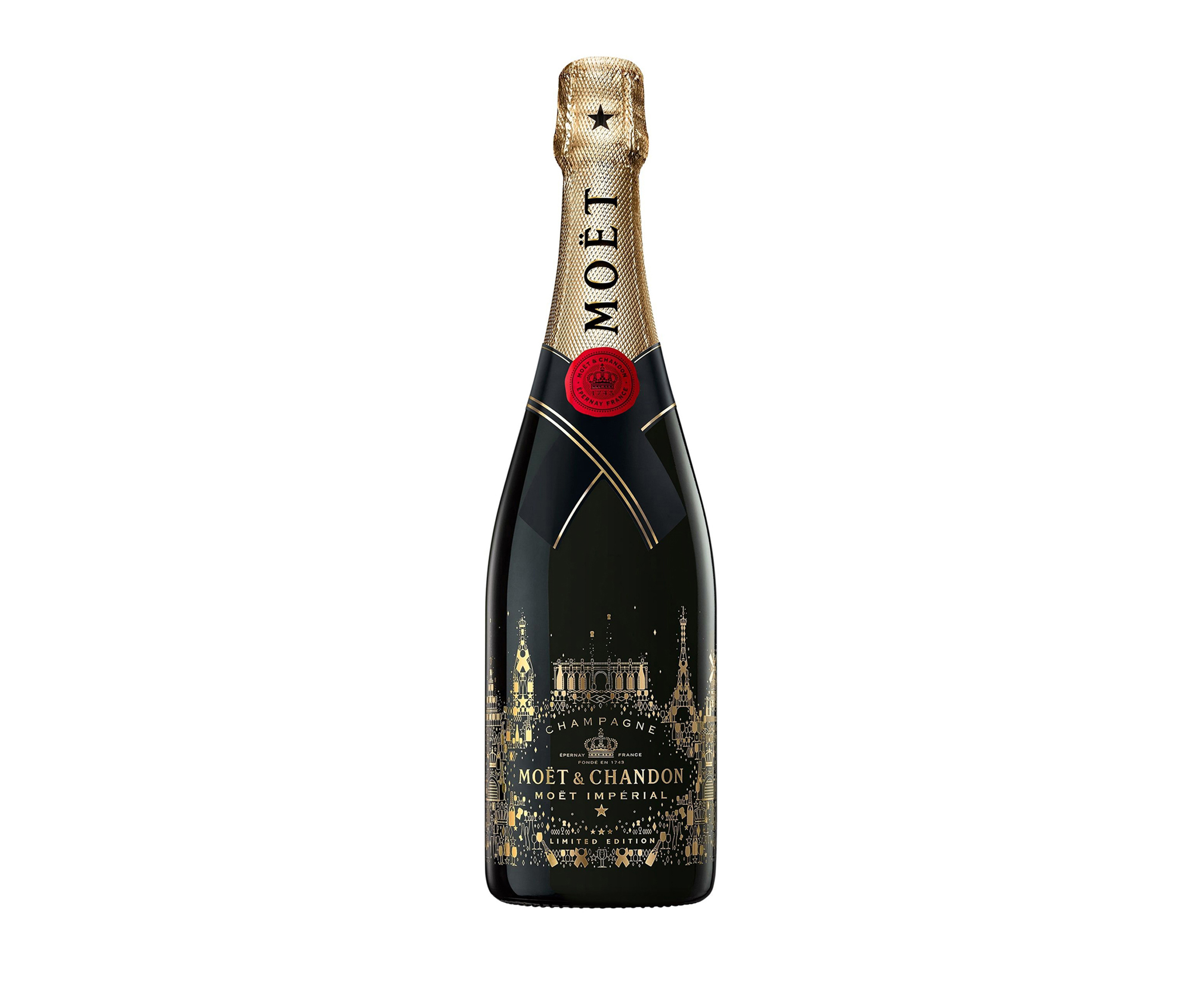 Moet & Chandon Imperial Gold limited edition