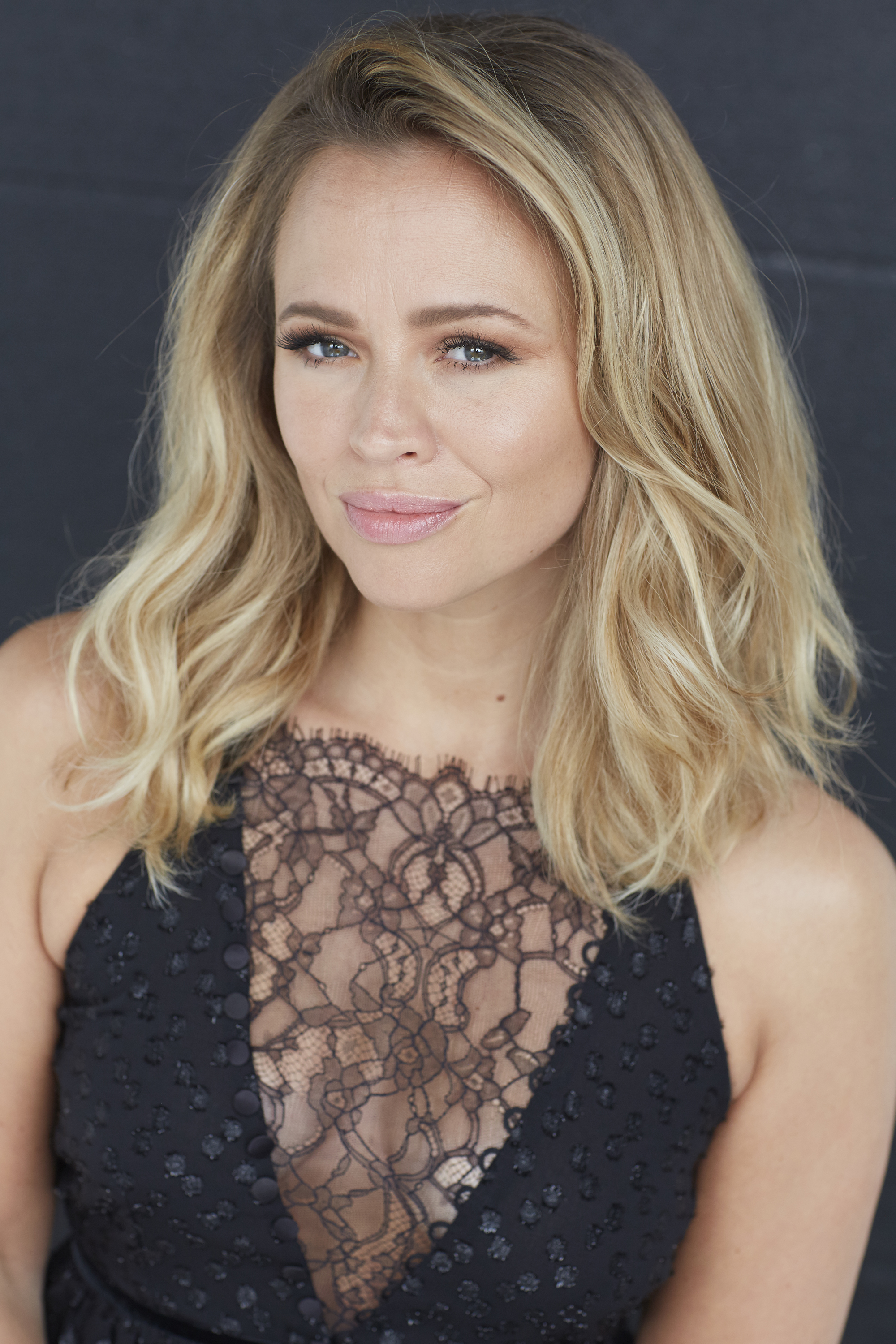 43a3b707c8d5 Kimberley Walsh on trying the  face shaving  beauty trend - and the ...