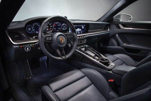 Eighth Generation Porsche 911 Revealed Shropshire Star