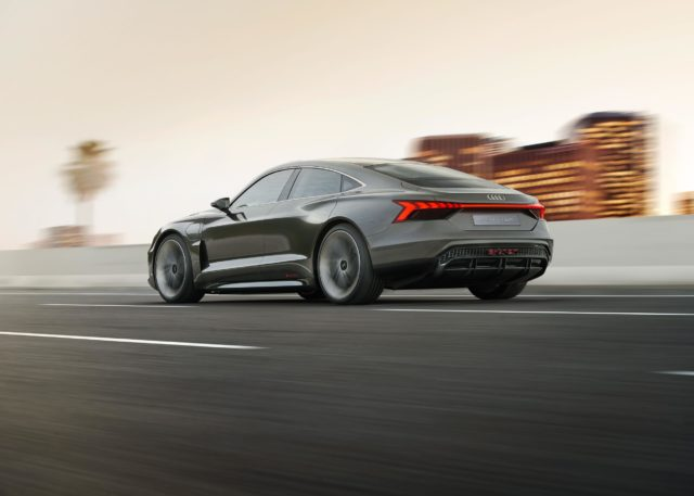 Audi E Tron Gt Concept Revealed With 2020 Production Planned