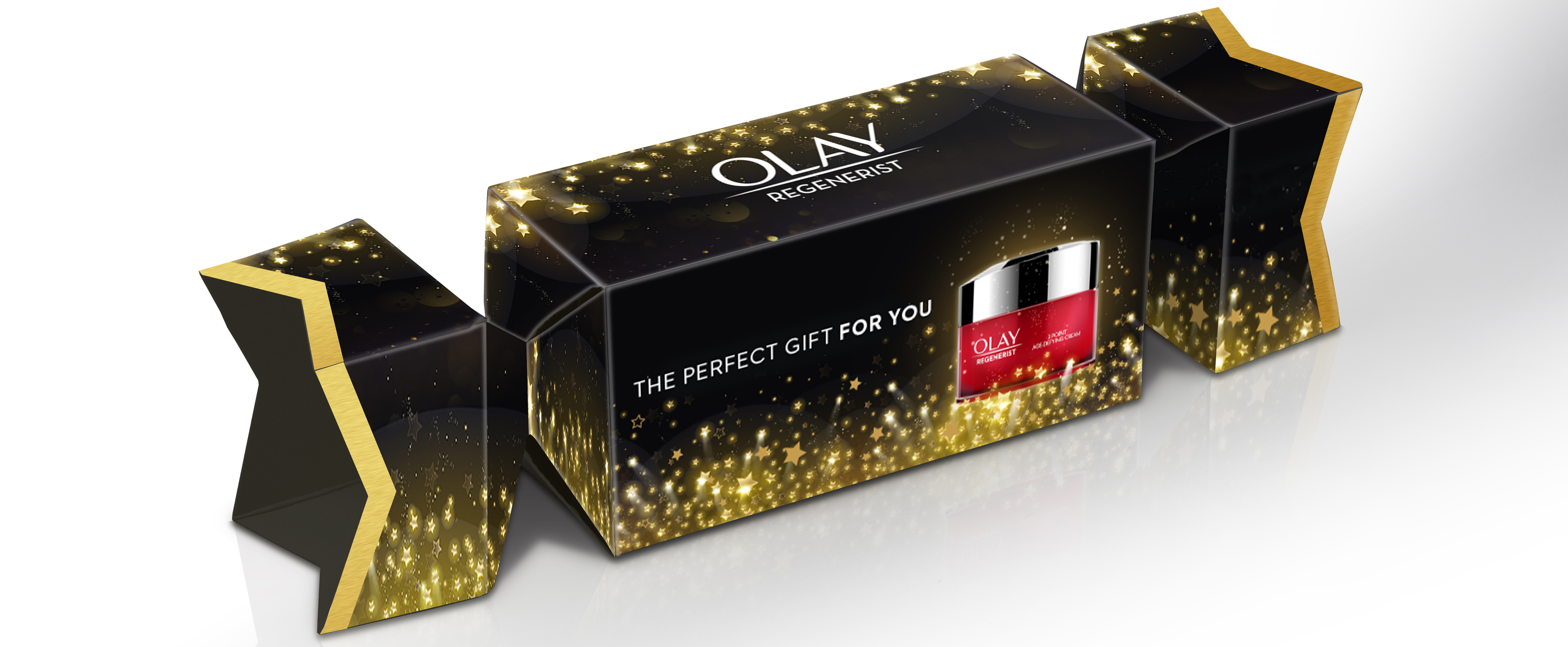 Olay Regenerist 3 Point Day Cream Christmas Cracker