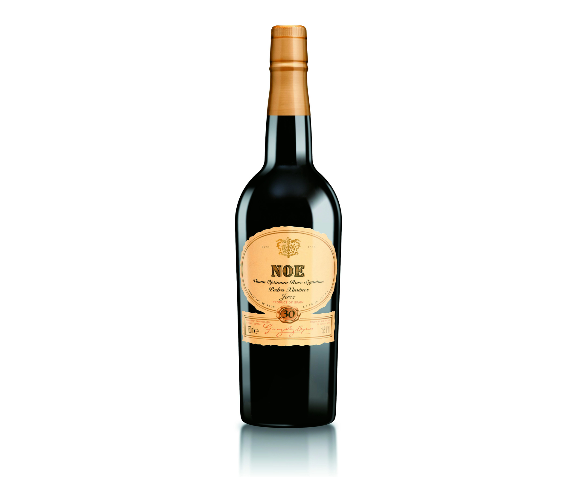 Gonzalez Byass Noe, 30 Year Old Pedro Ximenez Sherry, Spain