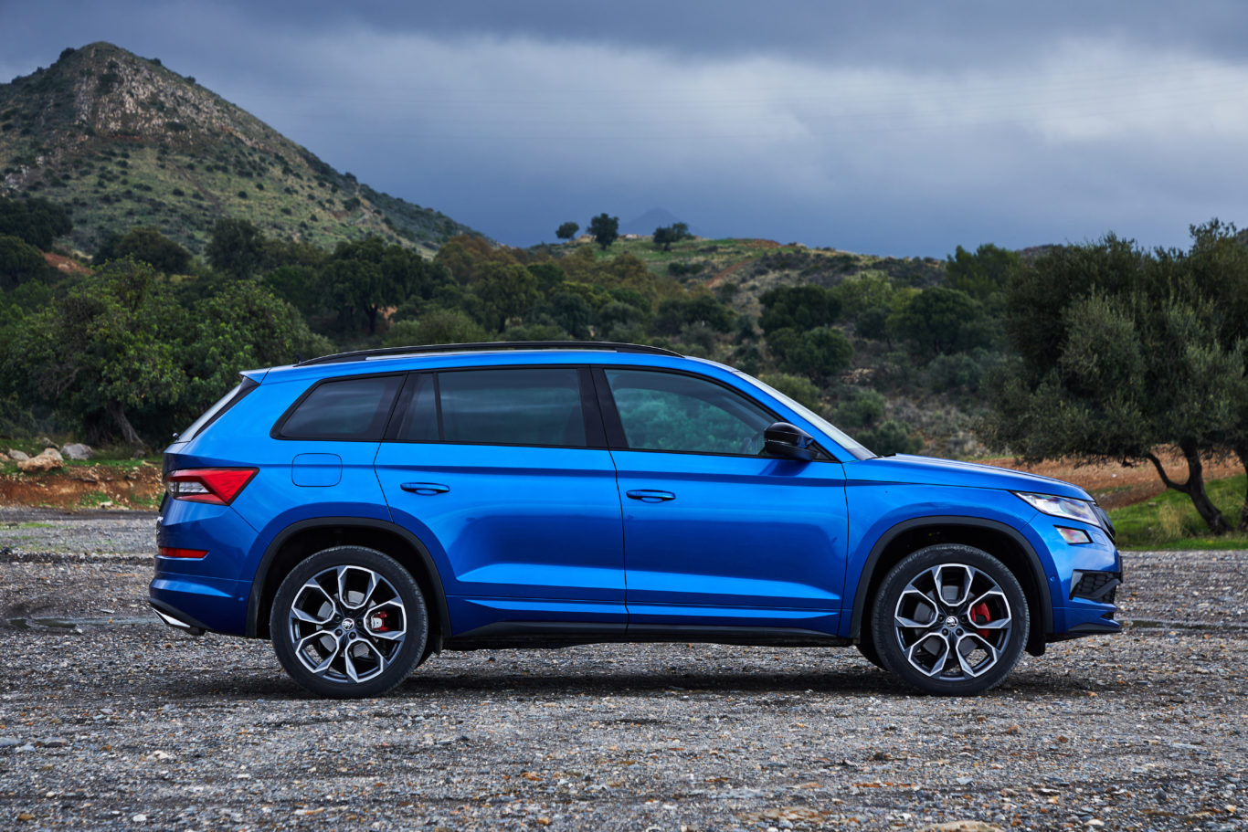First Drive The Skoda Kodiaq Vrs Is A Refreshingly Understated Take