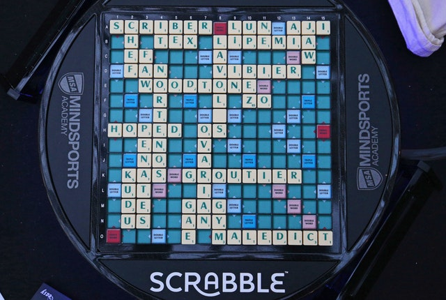 The winning board from this year's World Championship Final