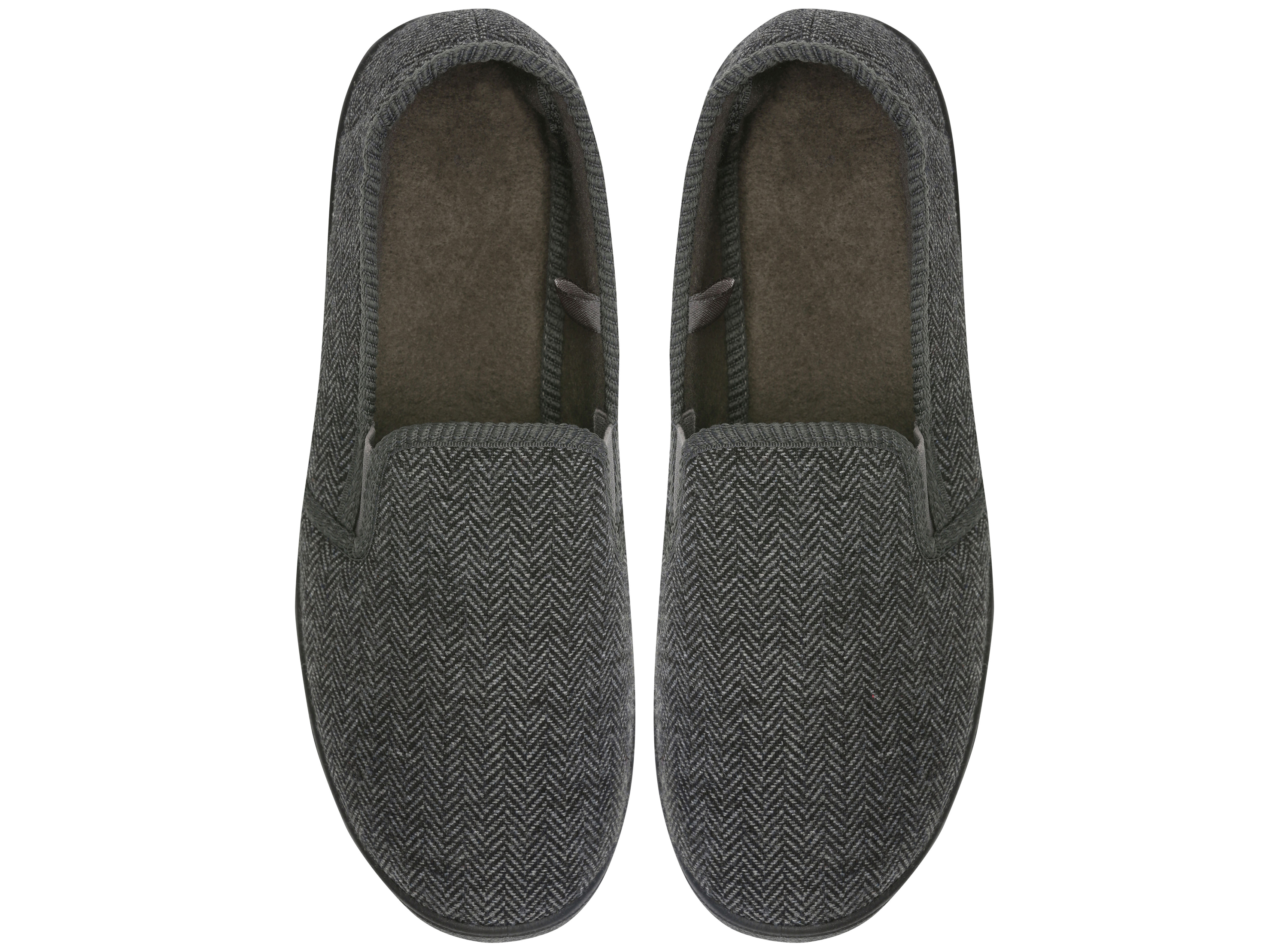 M&Co Textured Slippers