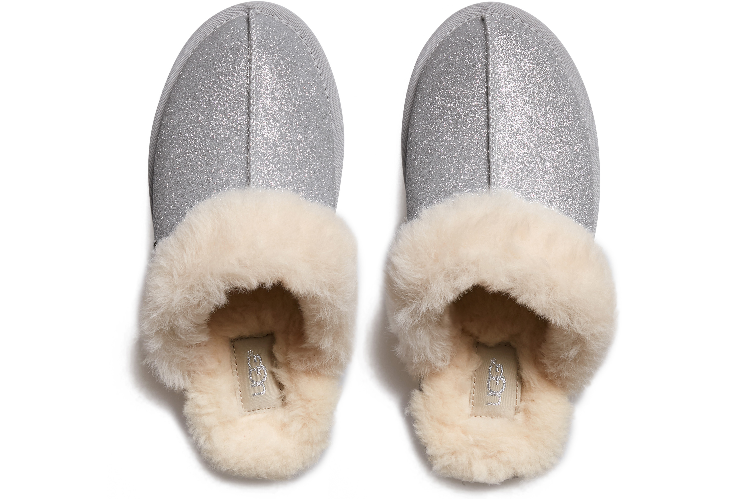 Ugg Scuffette Sparkle Sheepskin Slippers